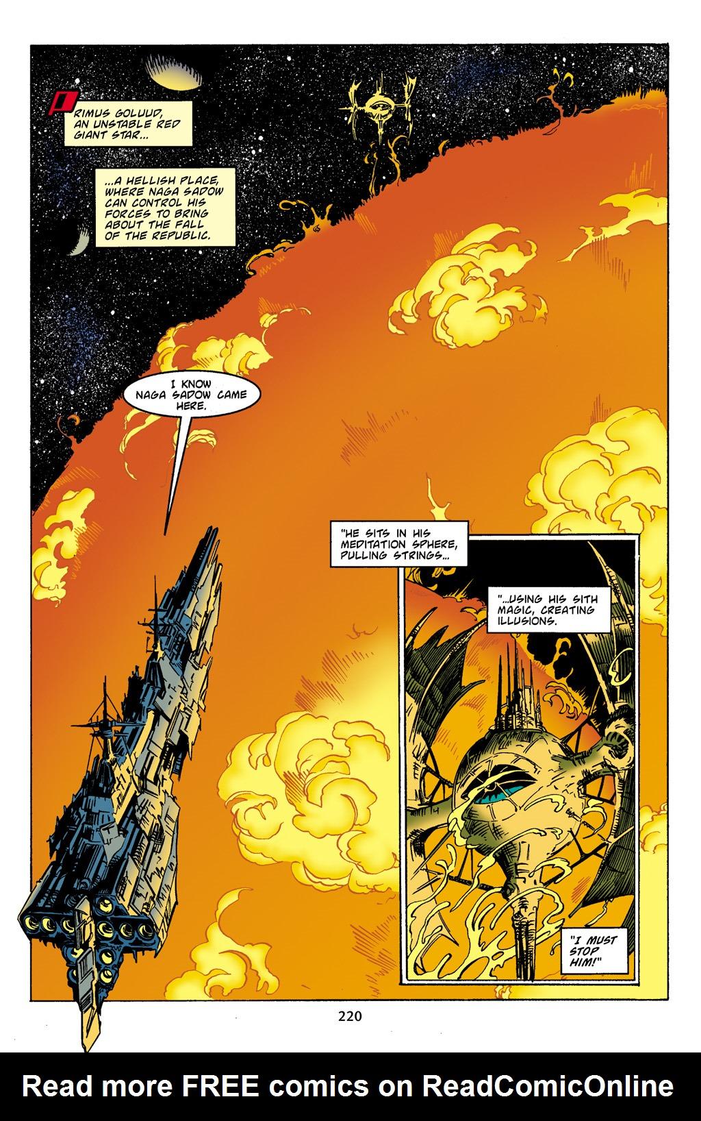 Read online Star Wars Omnibus comic -  Issue # Vol. 4 - 211