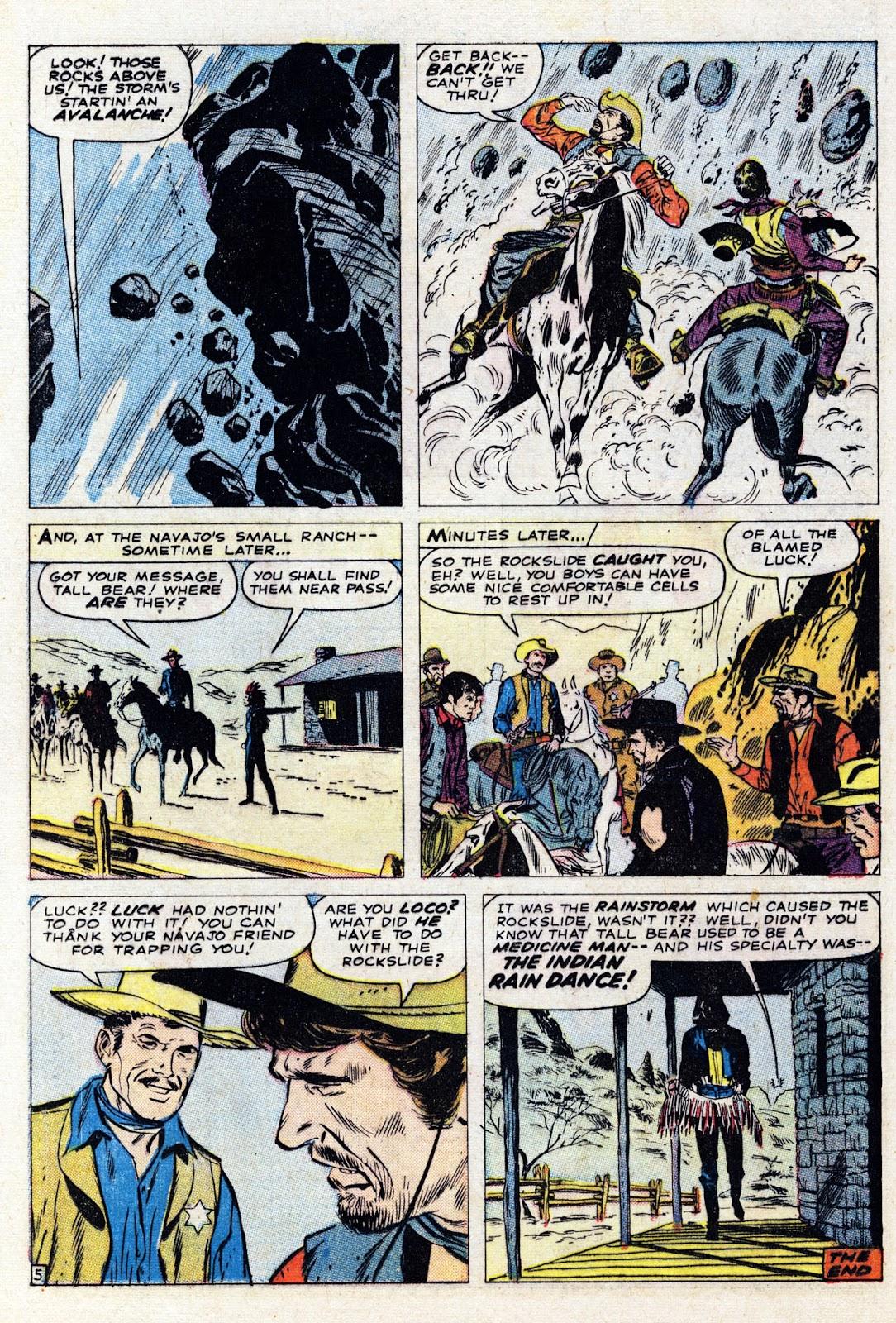 Gunsmoke Western issue 76 - Page 24