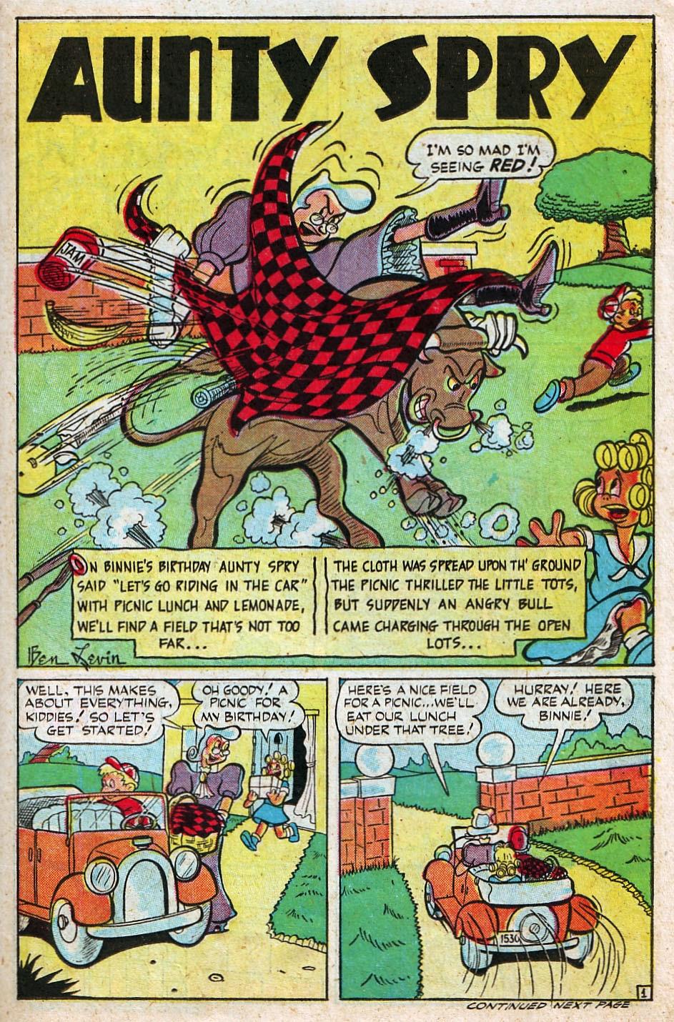 Jingle Jangle Comics issue 20 - Page 37