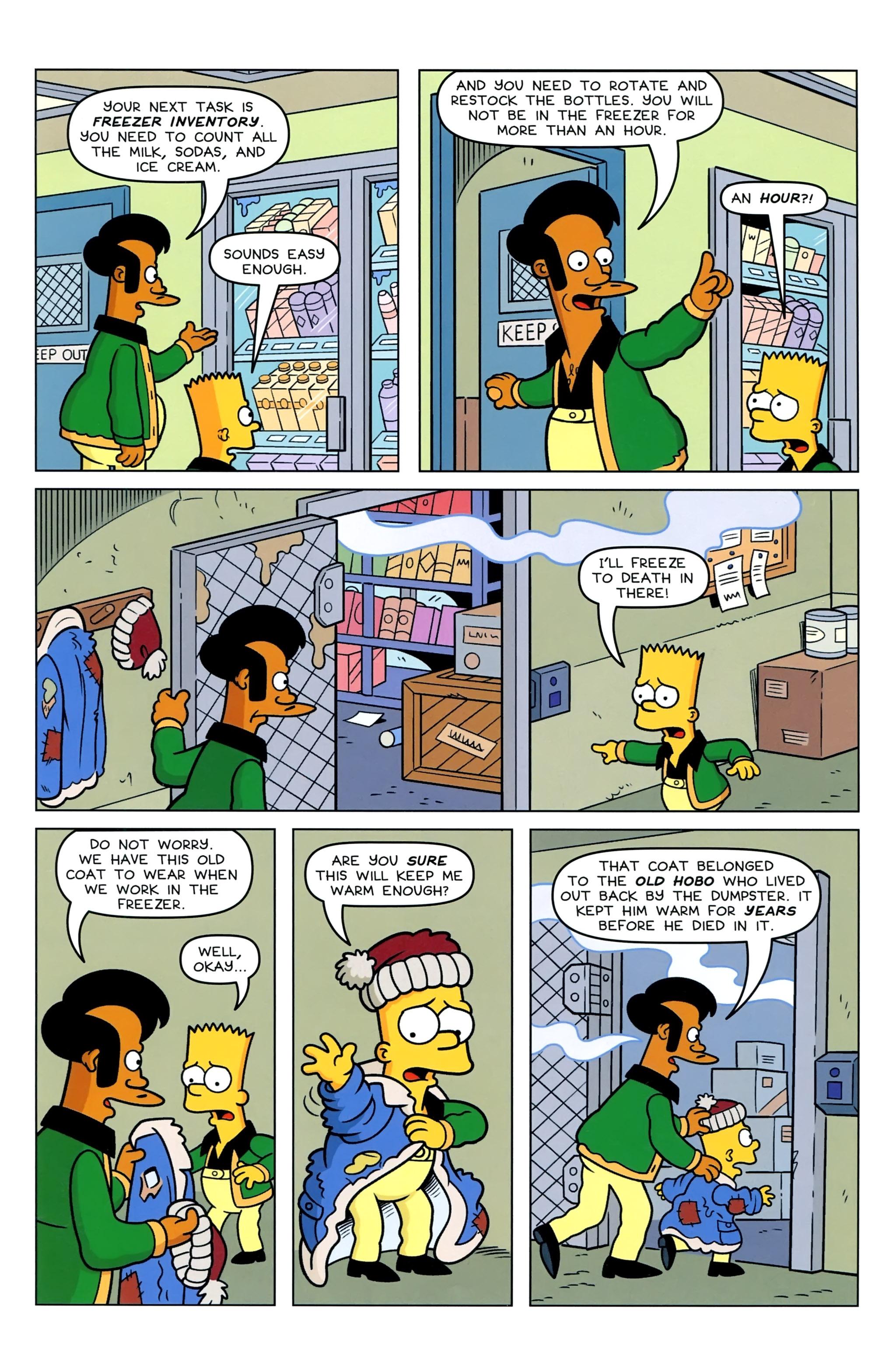 Read online Simpsons Comics Presents Bart Simpson comic -  Issue #95 - 9
