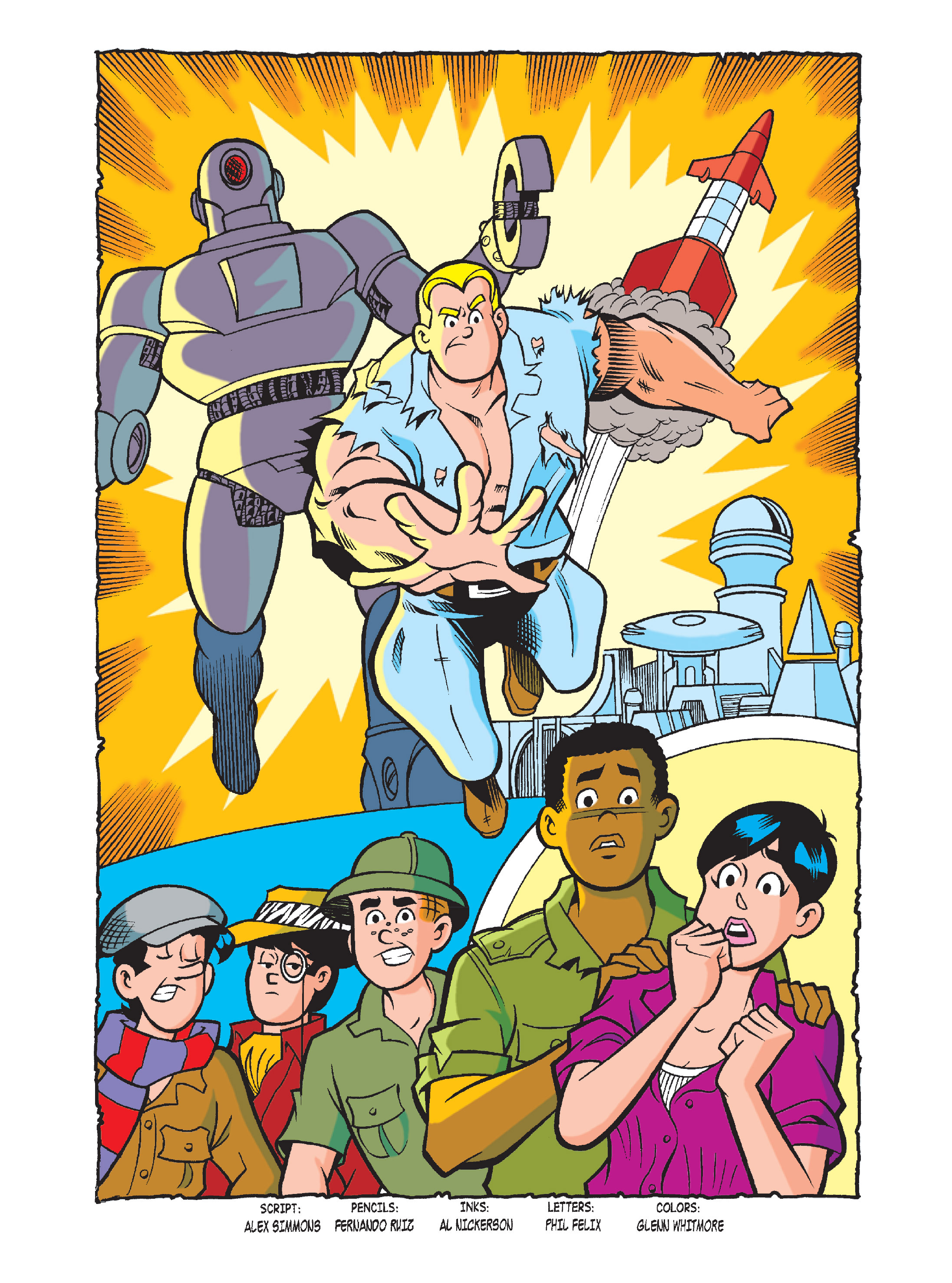 Read online Archie's Funhouse Double Digest comic -  Issue #10 - 36