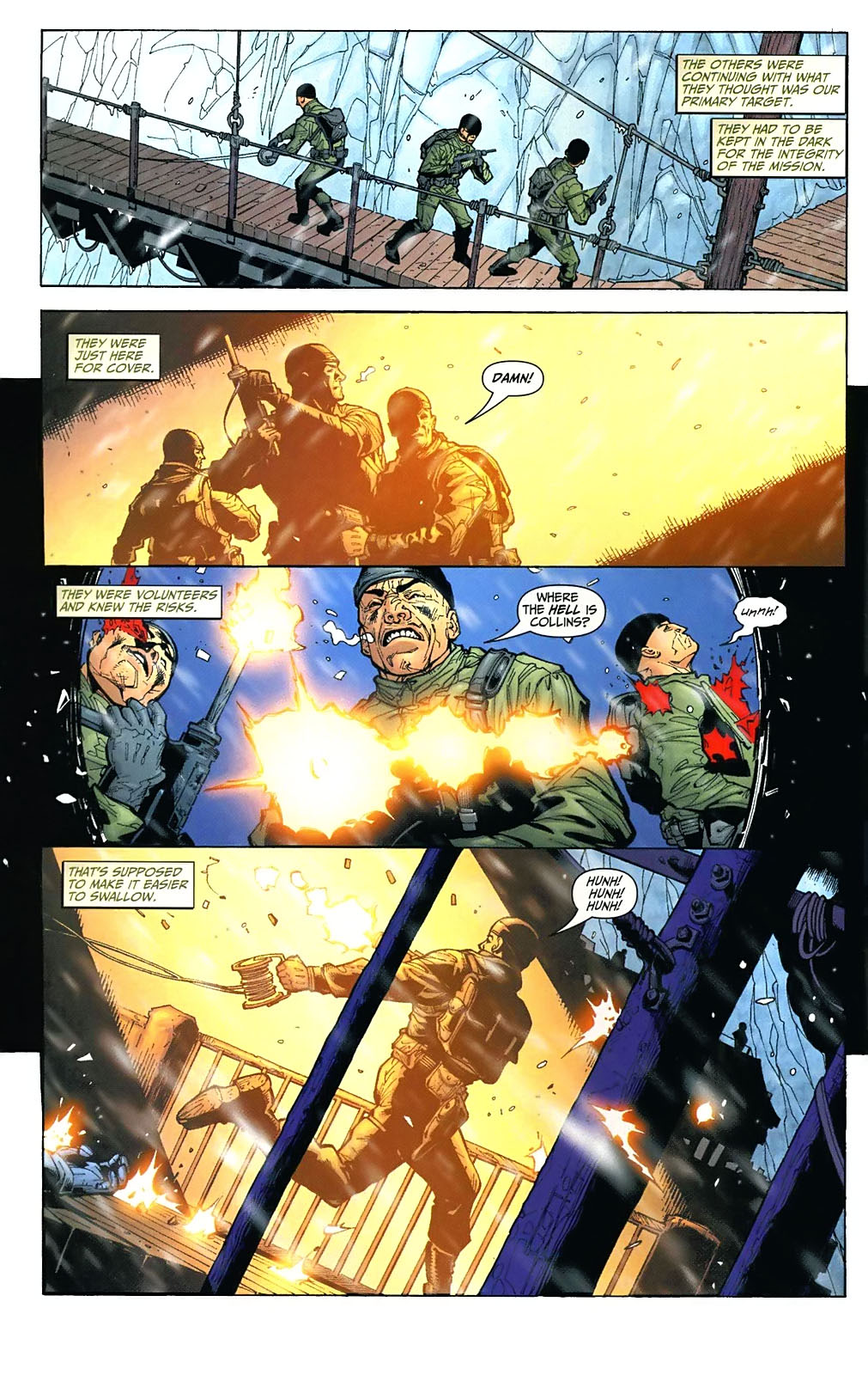 Read online Team Zero comic -  Issue #1 - 6
