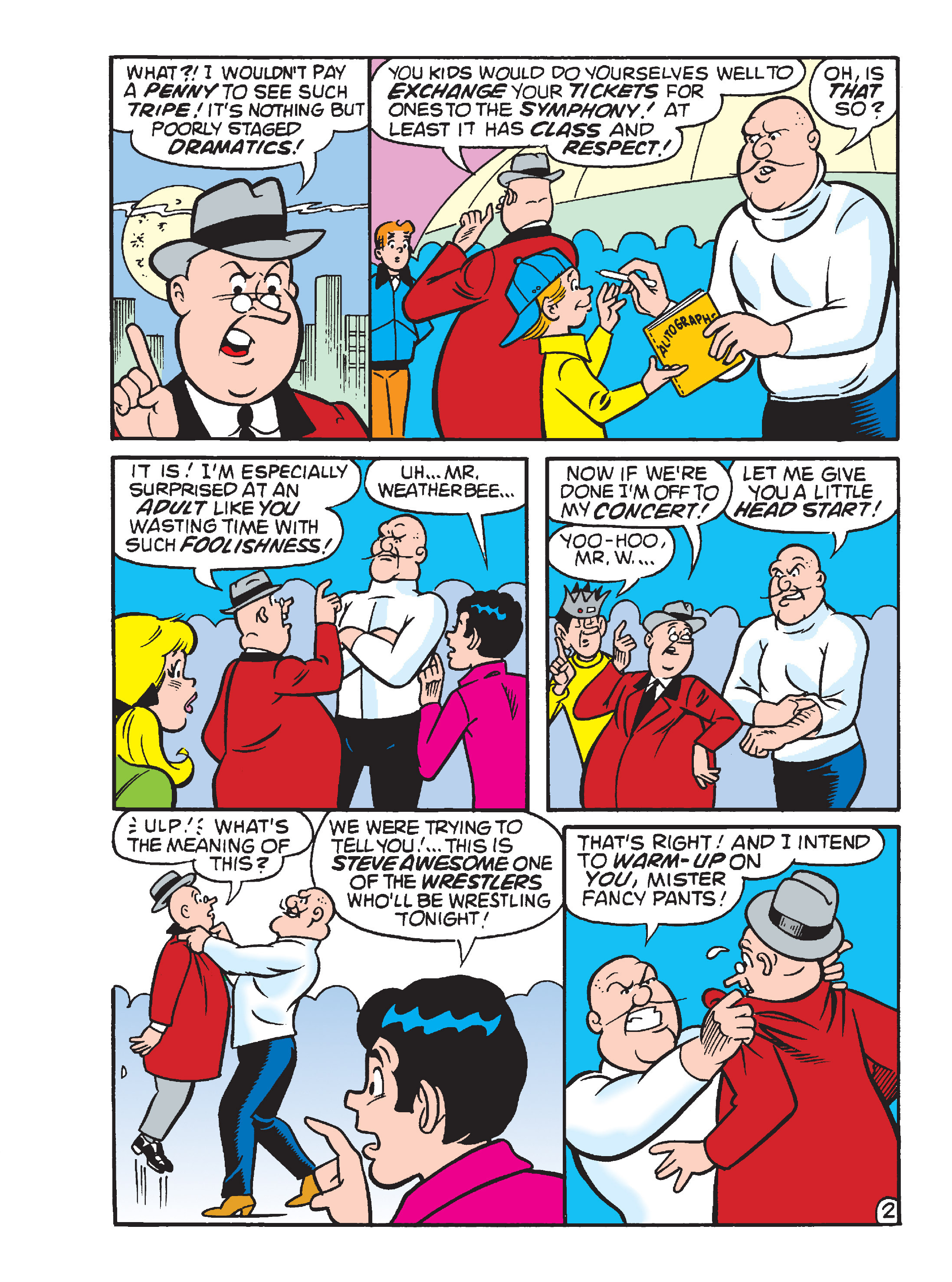 Read online Archie Giant Comics Collection comic -  Issue #Archie Giant Comics Collection TPB (Part 2) - 9