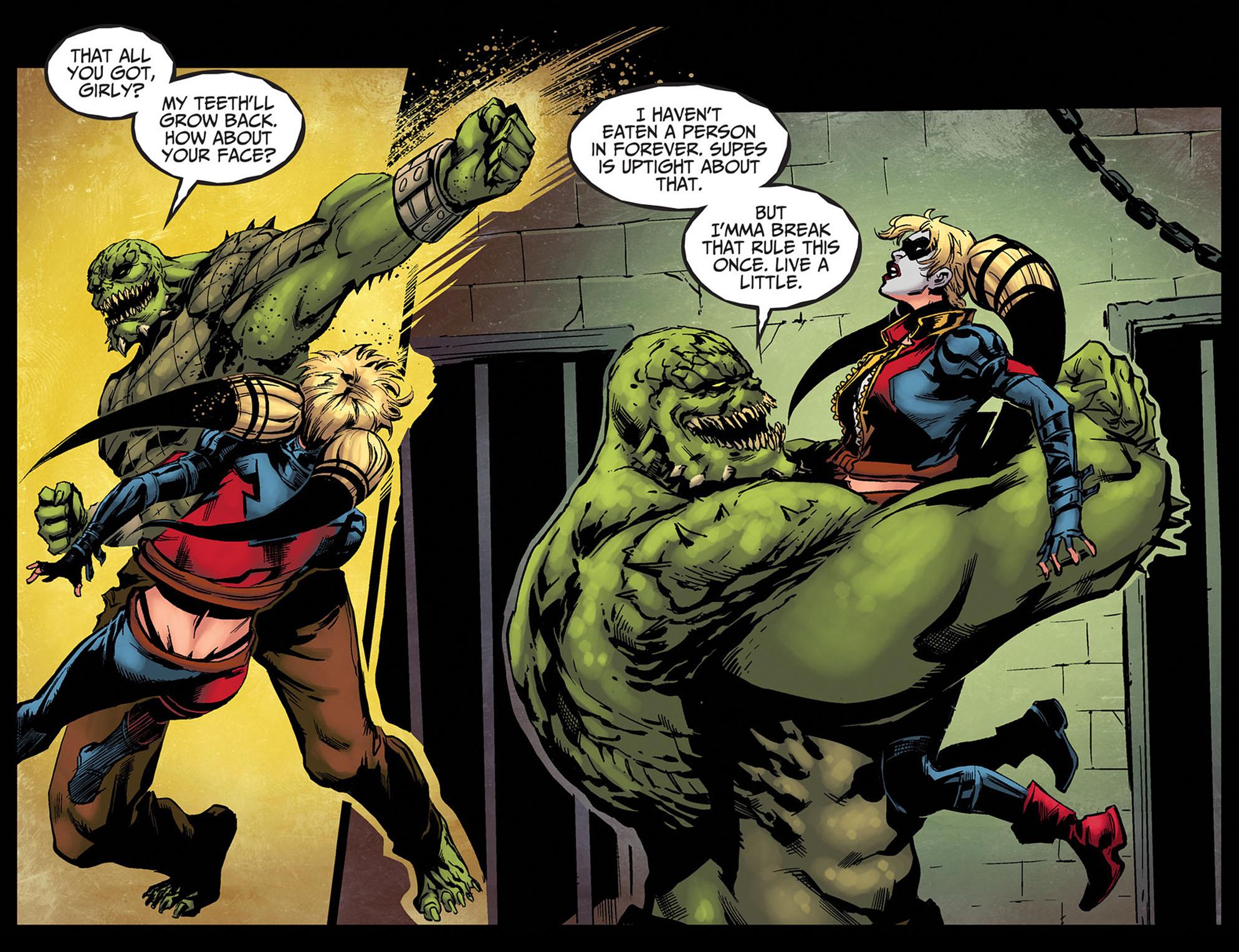 Read online Injustice: Ground Zero comic -  Issue #8 - 10