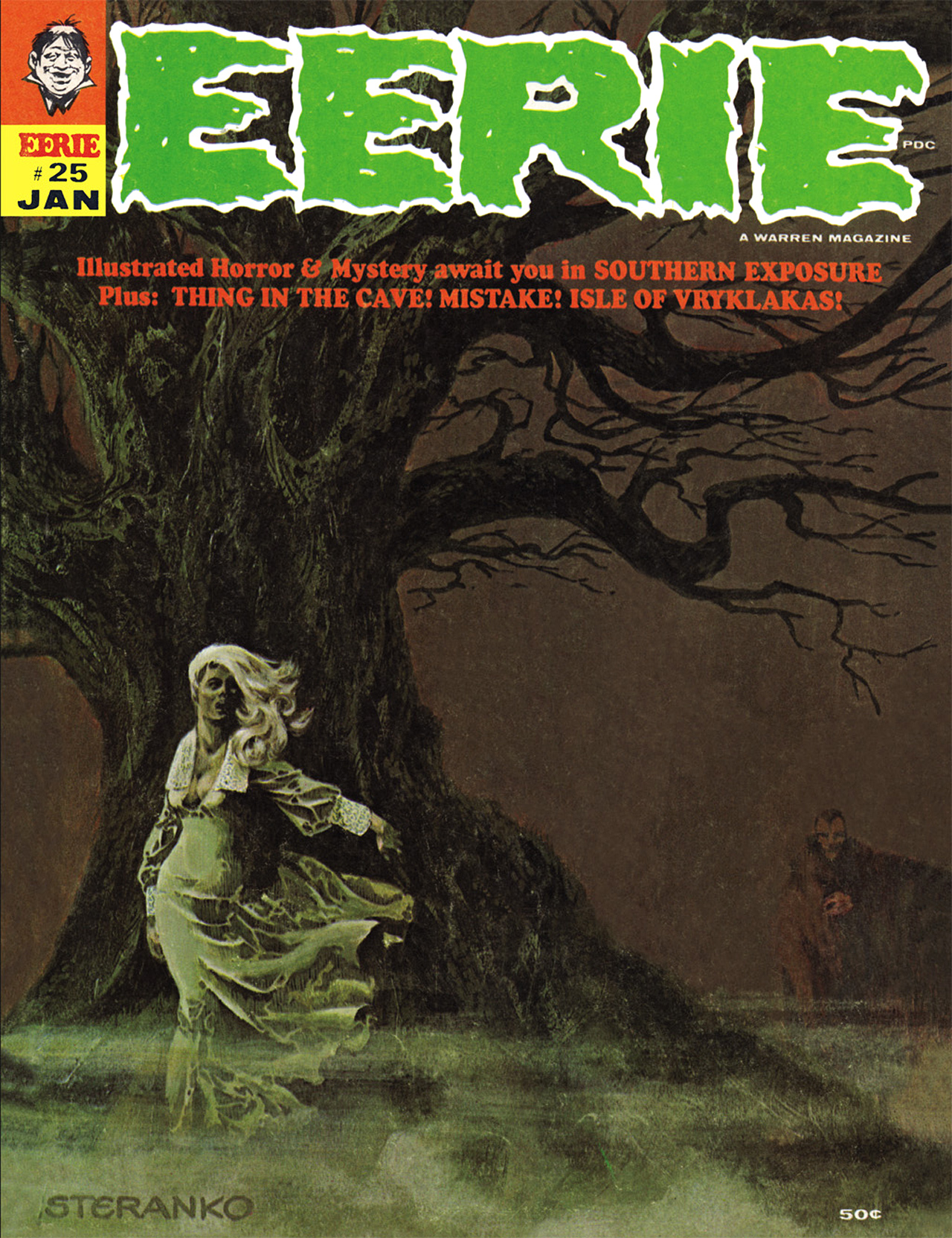 Read online Eerie Archives comic -  Issue # TPB 5 - 102