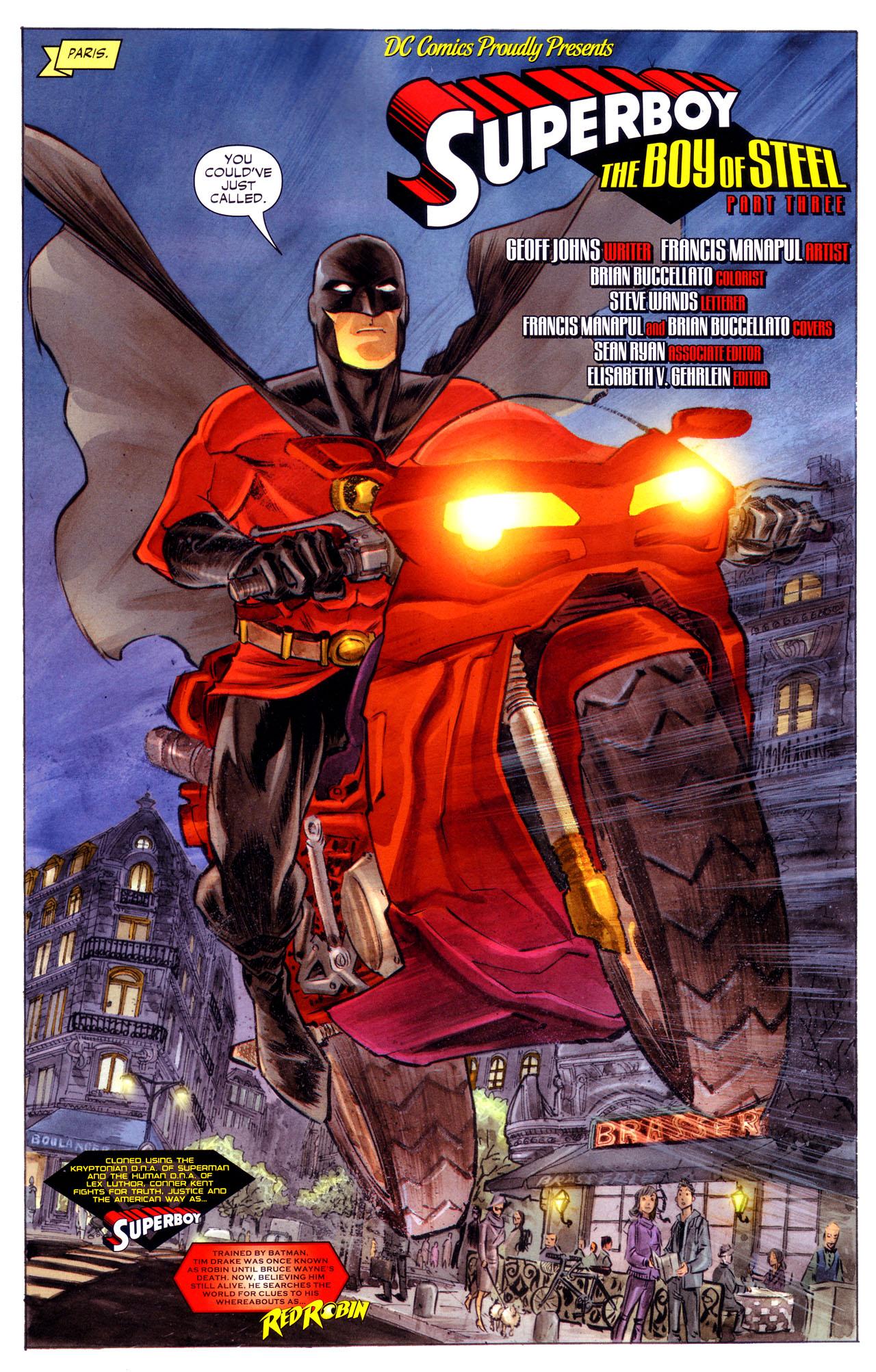 Read online Adventure Comics (2009) comic -  Issue #3 - 11