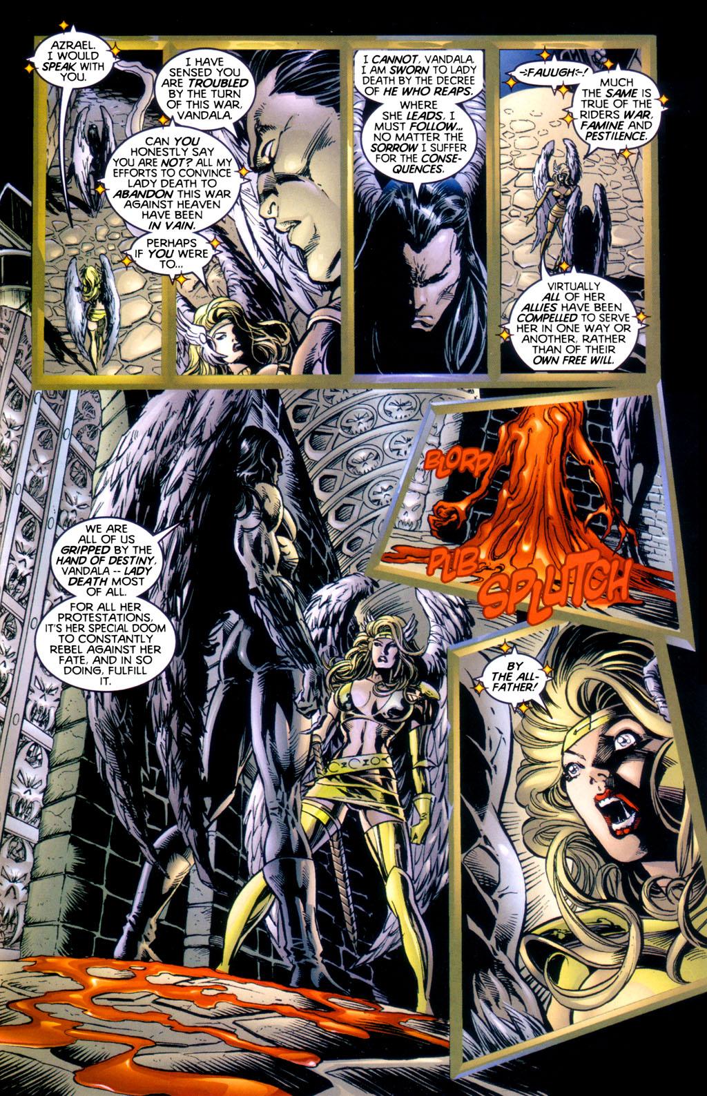 Read online Lady Death vs. Purgatori comic -  Issue # Full - 5