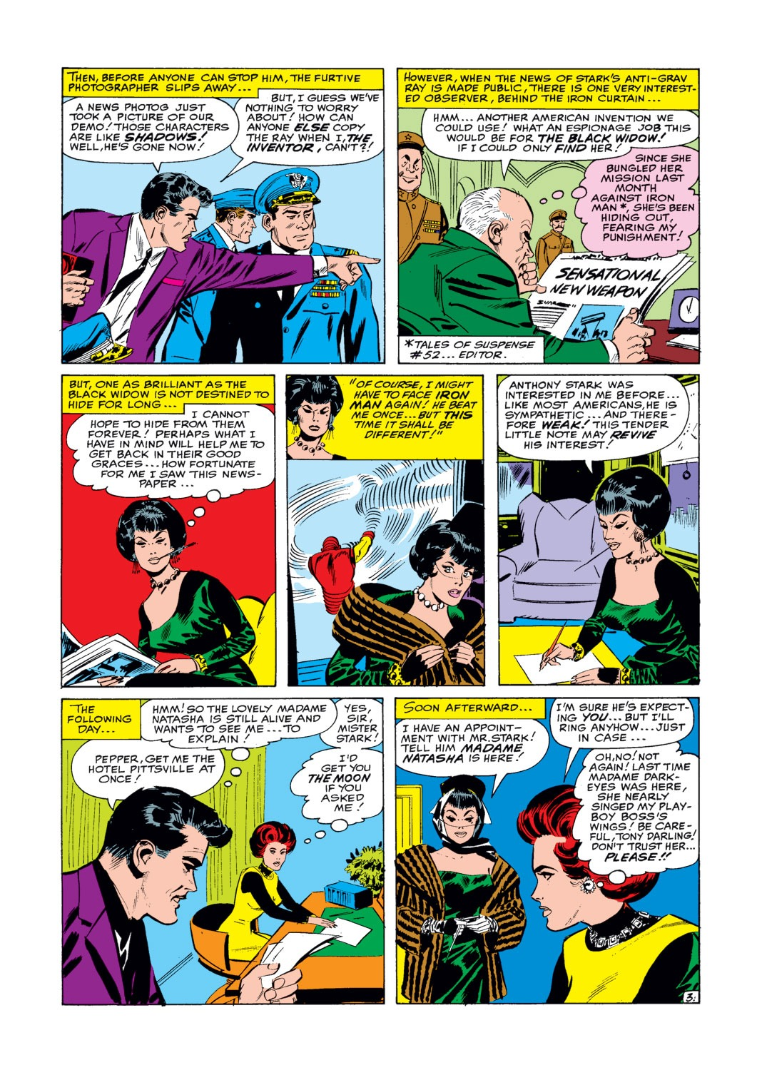 Tales of Suspense (1959) issue 53 - Page 4