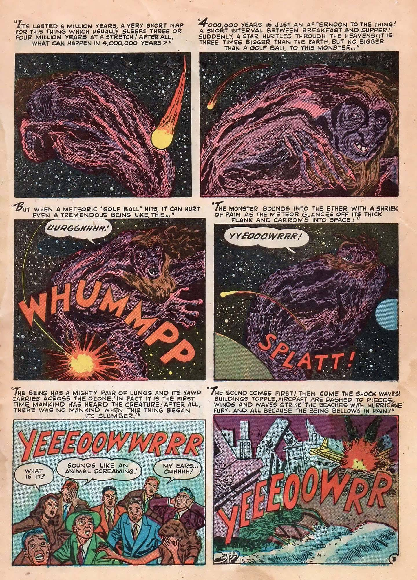 Read online Adventures into Weird Worlds comic -  Issue #2 - 29