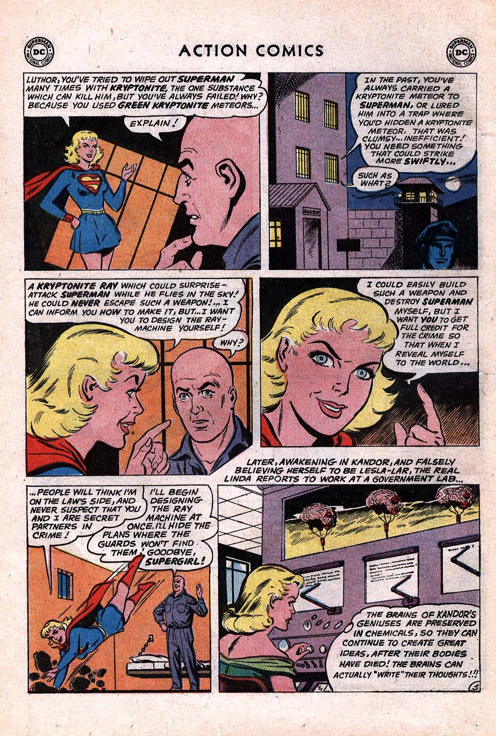 Action Comics (1938) 280 Page 23