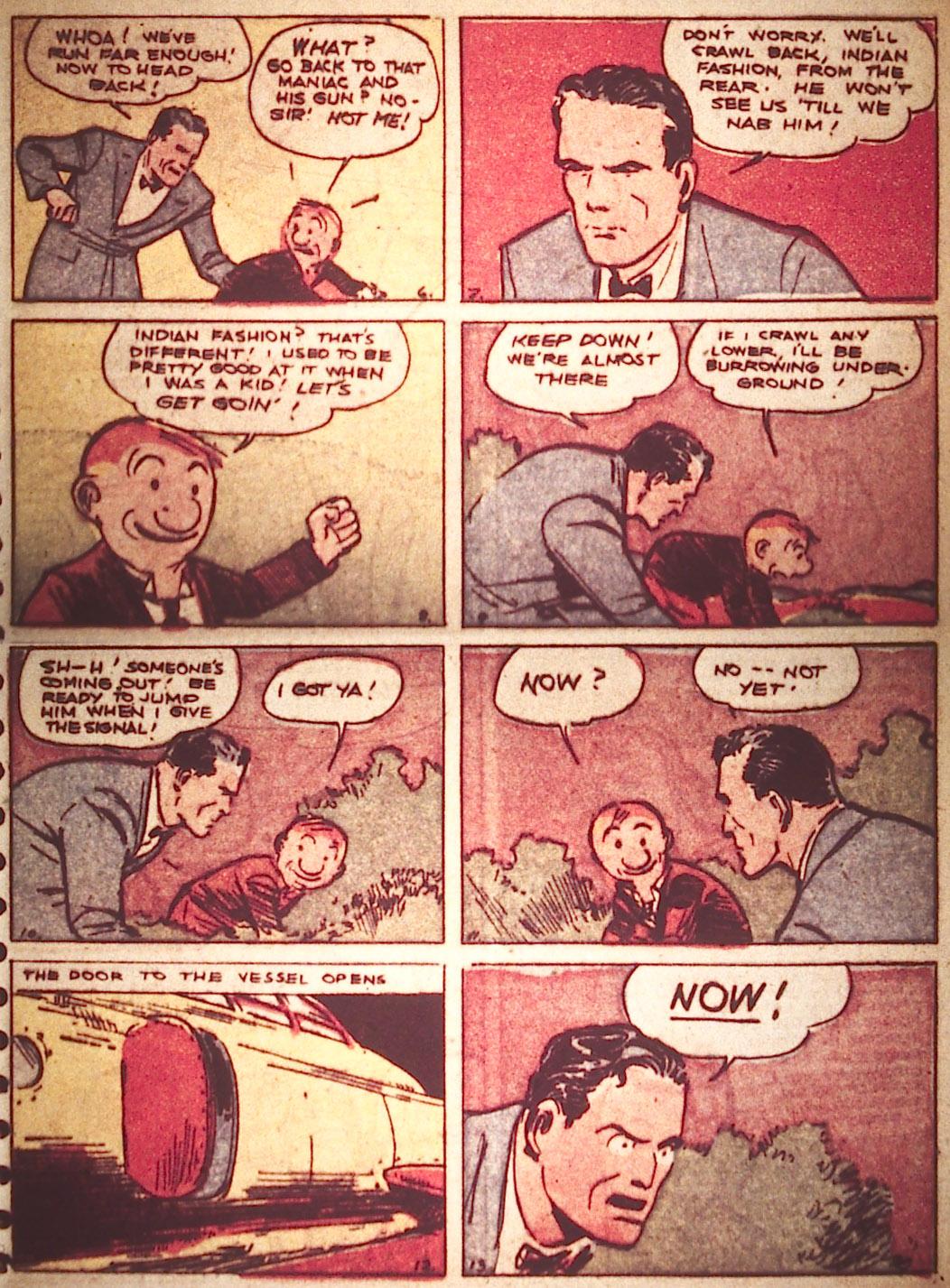 Read online Detective Comics (1937) comic -  Issue #18 - 55