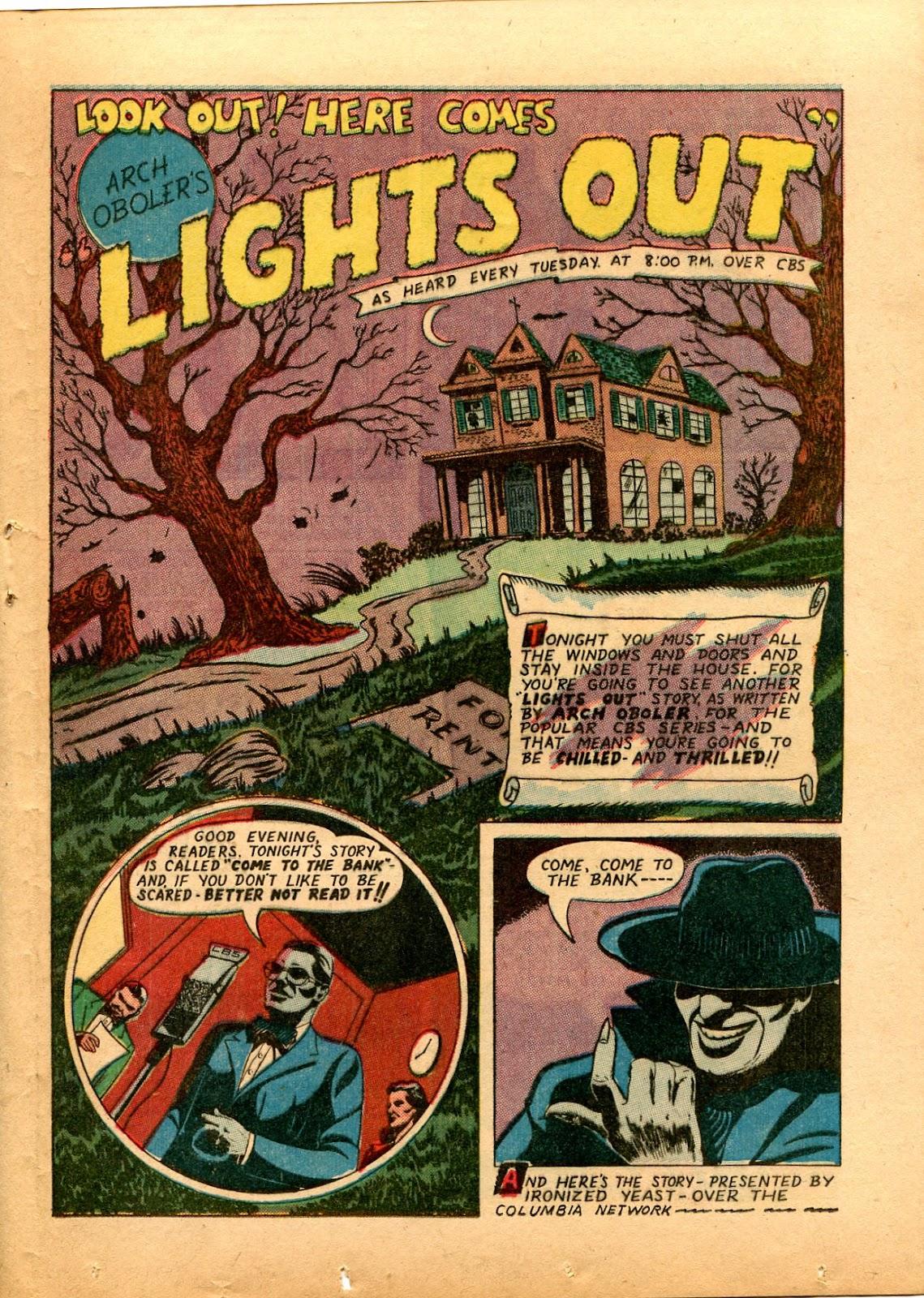 Read online Super-Magician Comics comic -  Issue #33 - 31