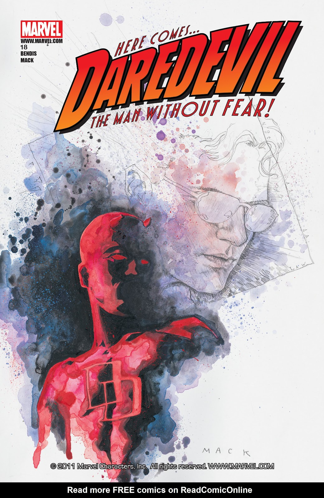 Read online Daredevil (1998) comic -  Issue # _Ultimate_Collection TPB 1 (Part 1) - 48