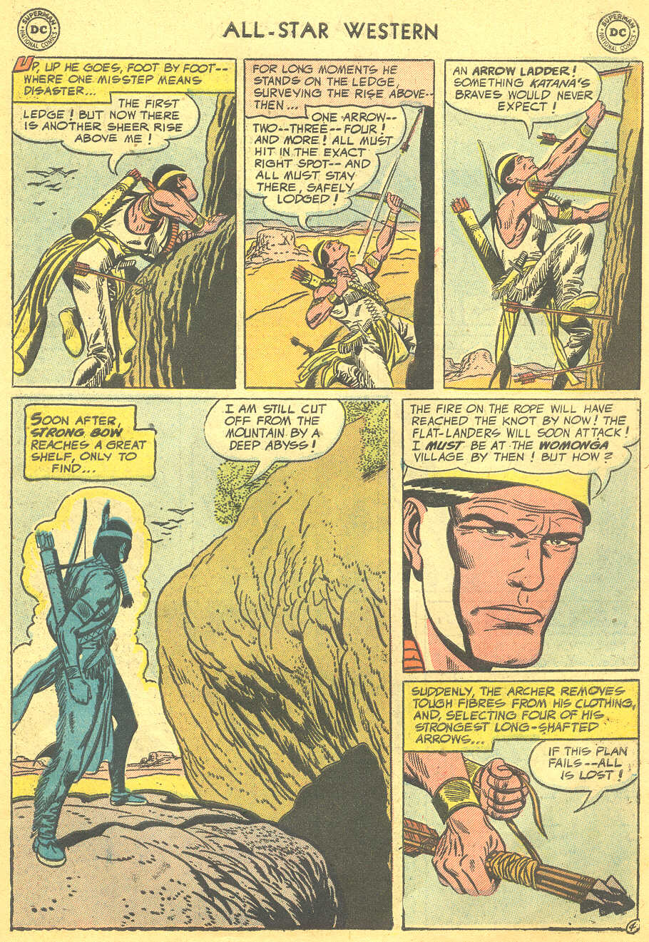 Read online All-Star Western (1951) comic -  Issue #88 - 31