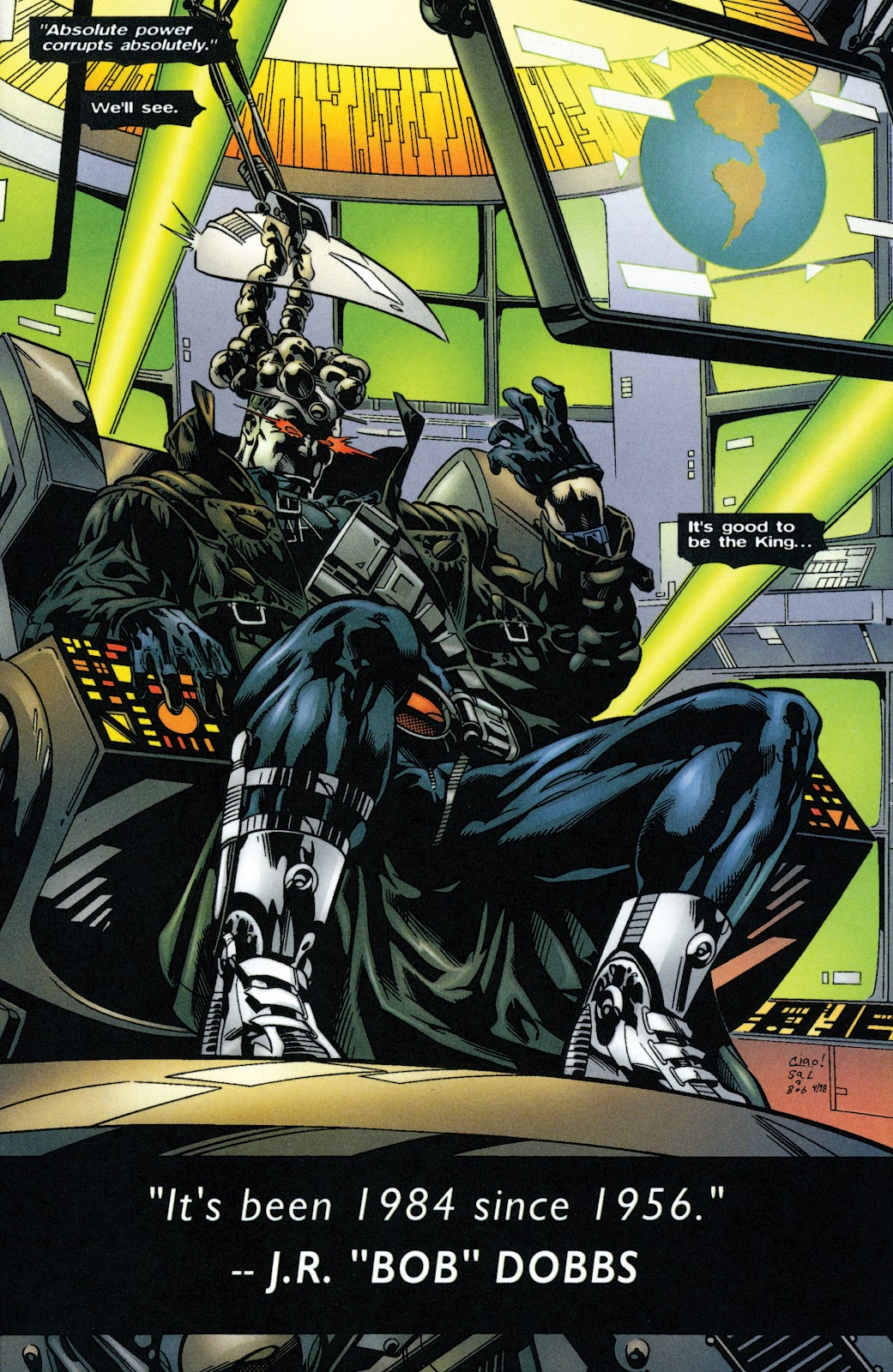 Bloodshot (1997) issue 16 - Page 22