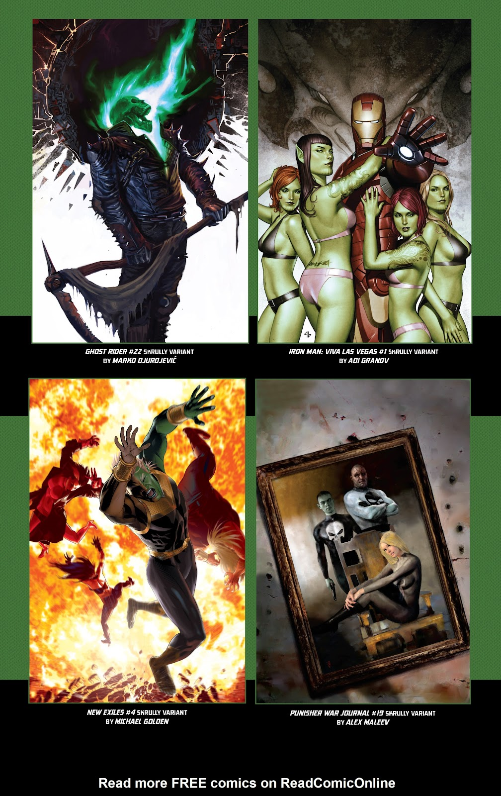 Read online Secret Invasion: Rise of the Skrulls comic -  Issue # TPB (Part 5) - 61