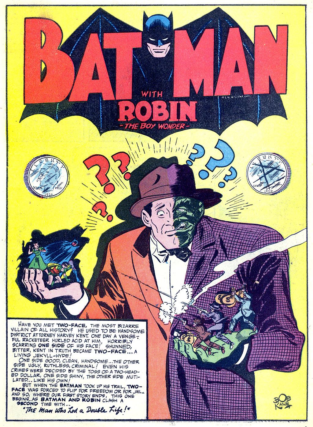 Read online Detective Comics (1937) comic -  Issue #68 - 3