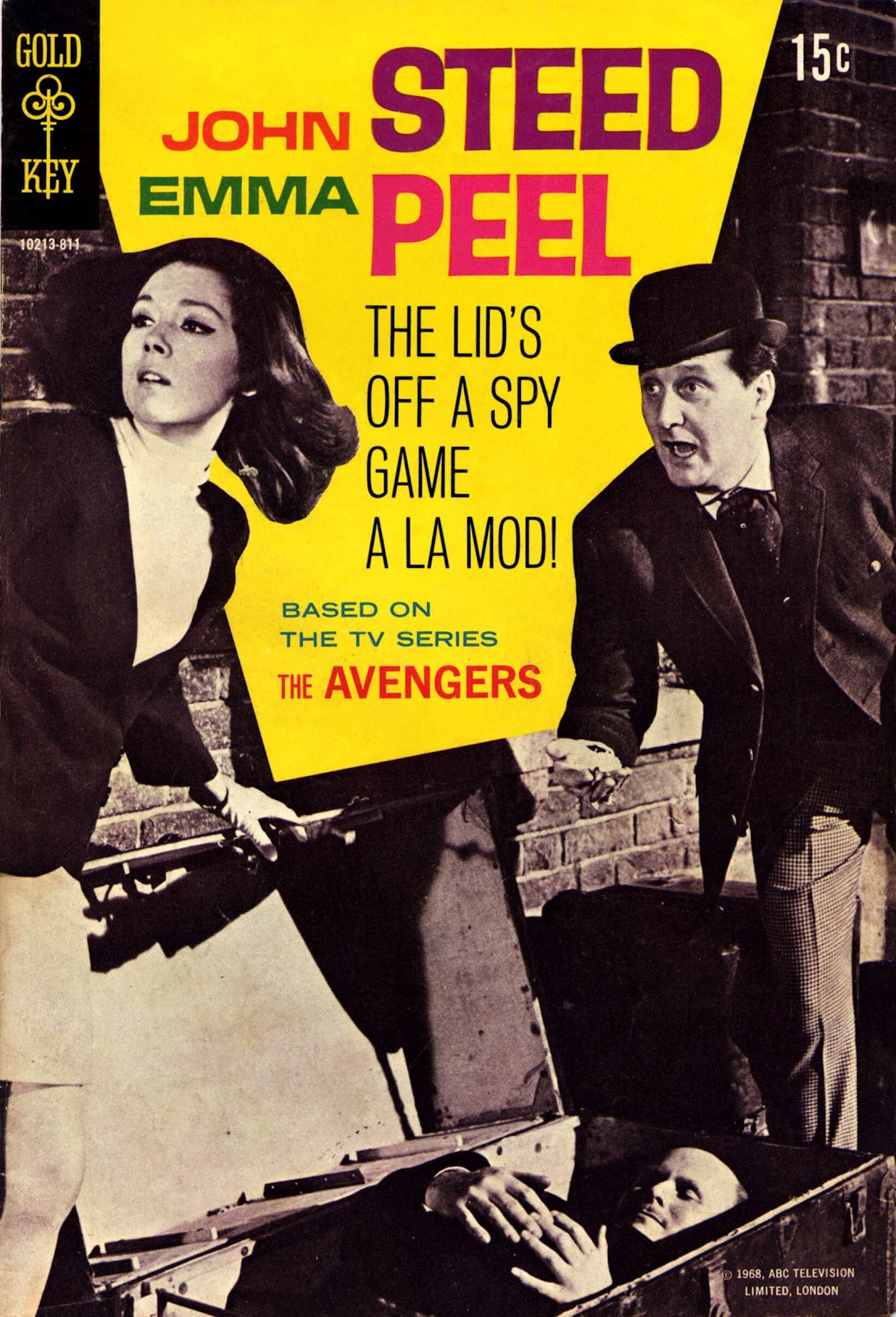 Read online The Avengers (1968) comic -  Issue # Full - 1