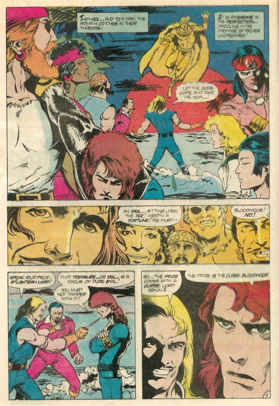 Read online Arion, Lord of Atlantis comic -  Issue #20 - 12