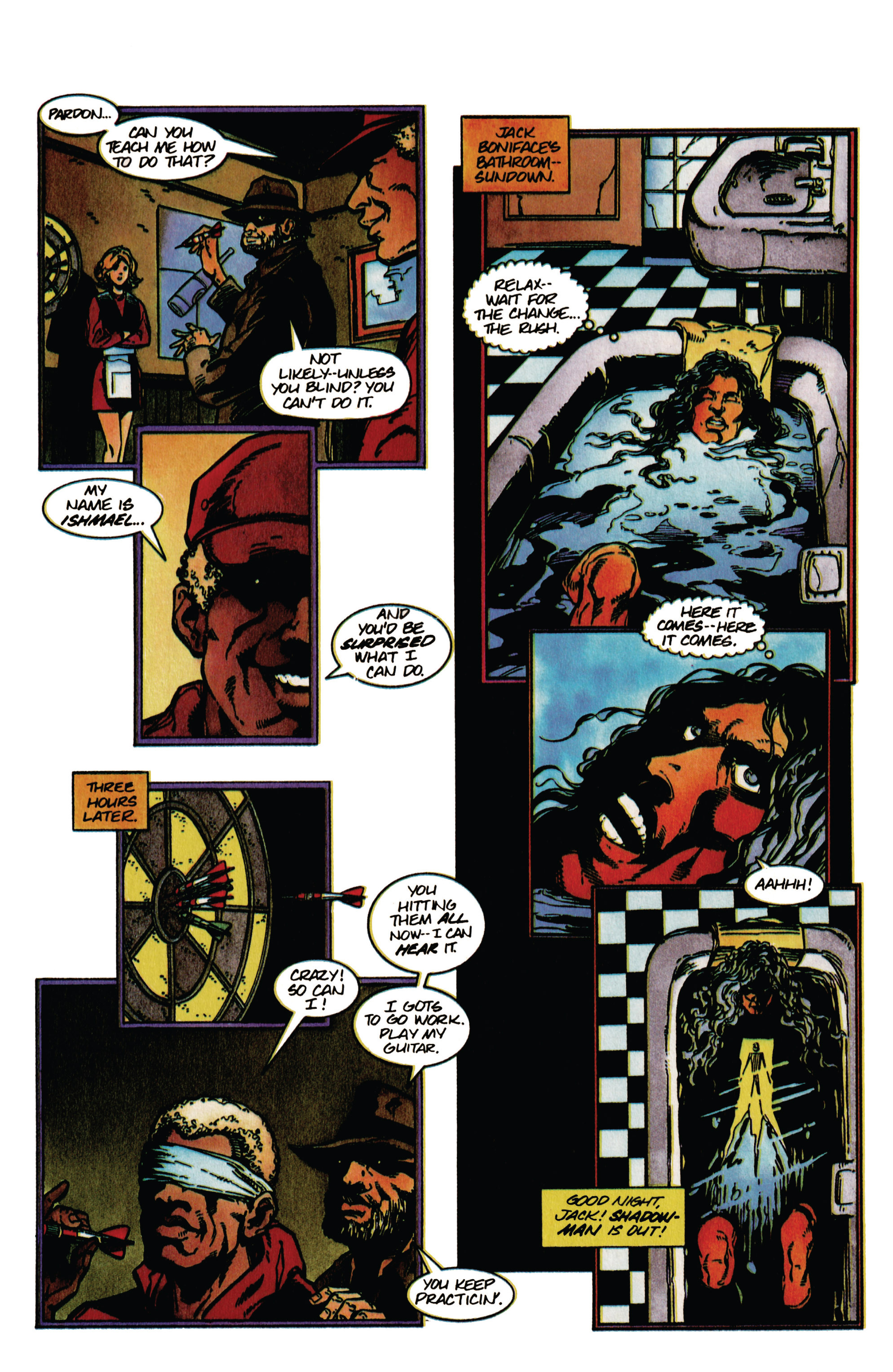 Read online Shadowman (1992) comic -  Issue #39 - 9