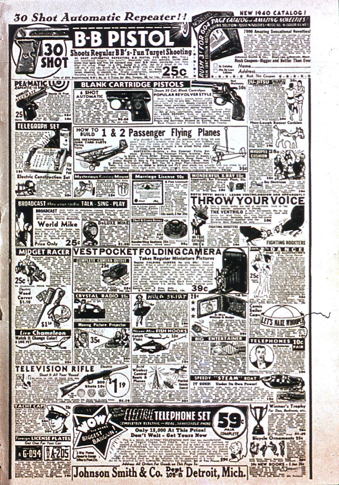 Amazing Man Comics issue 7 - Page 68