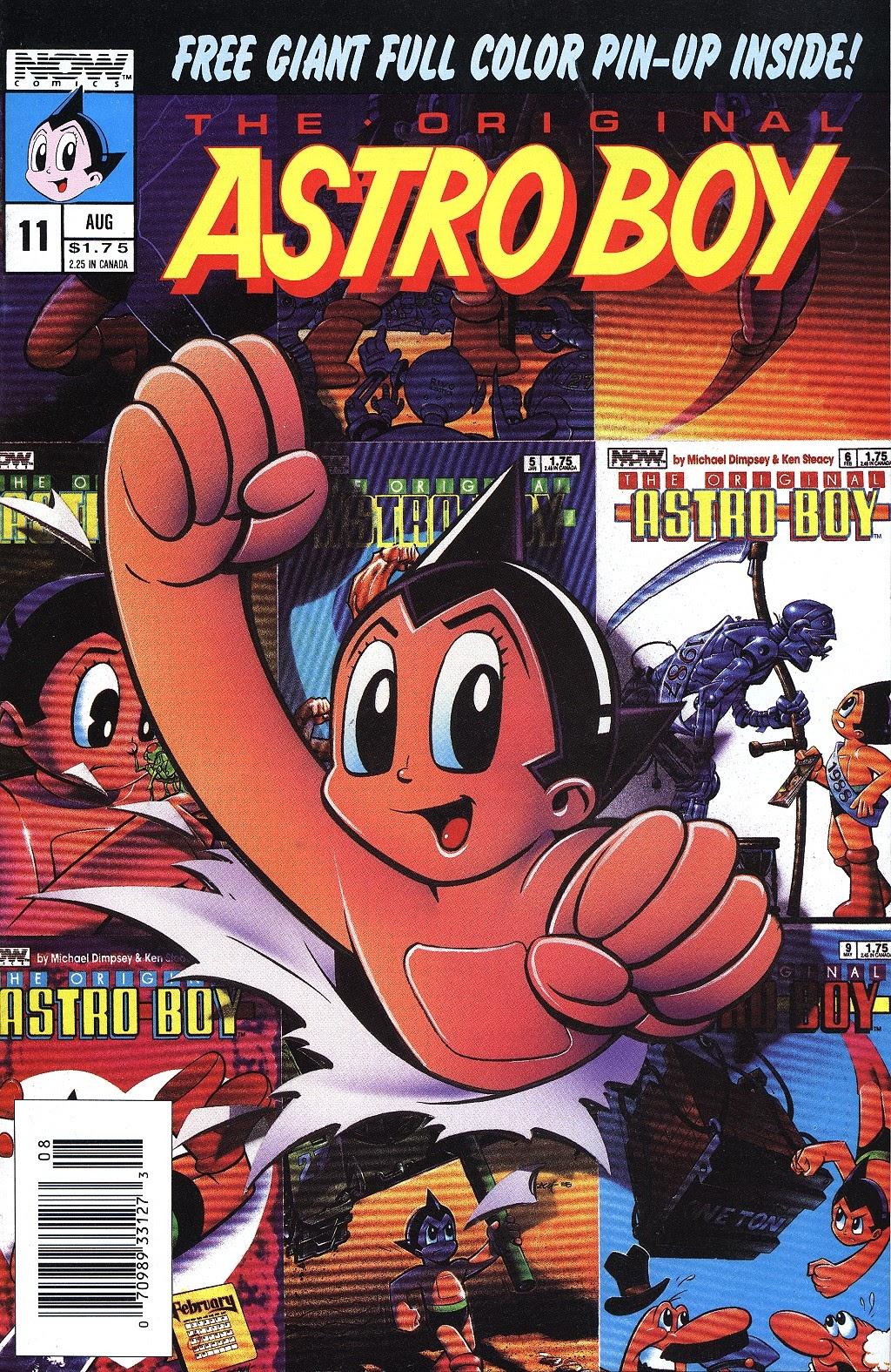 The Original Astro Boy 11 Page 1