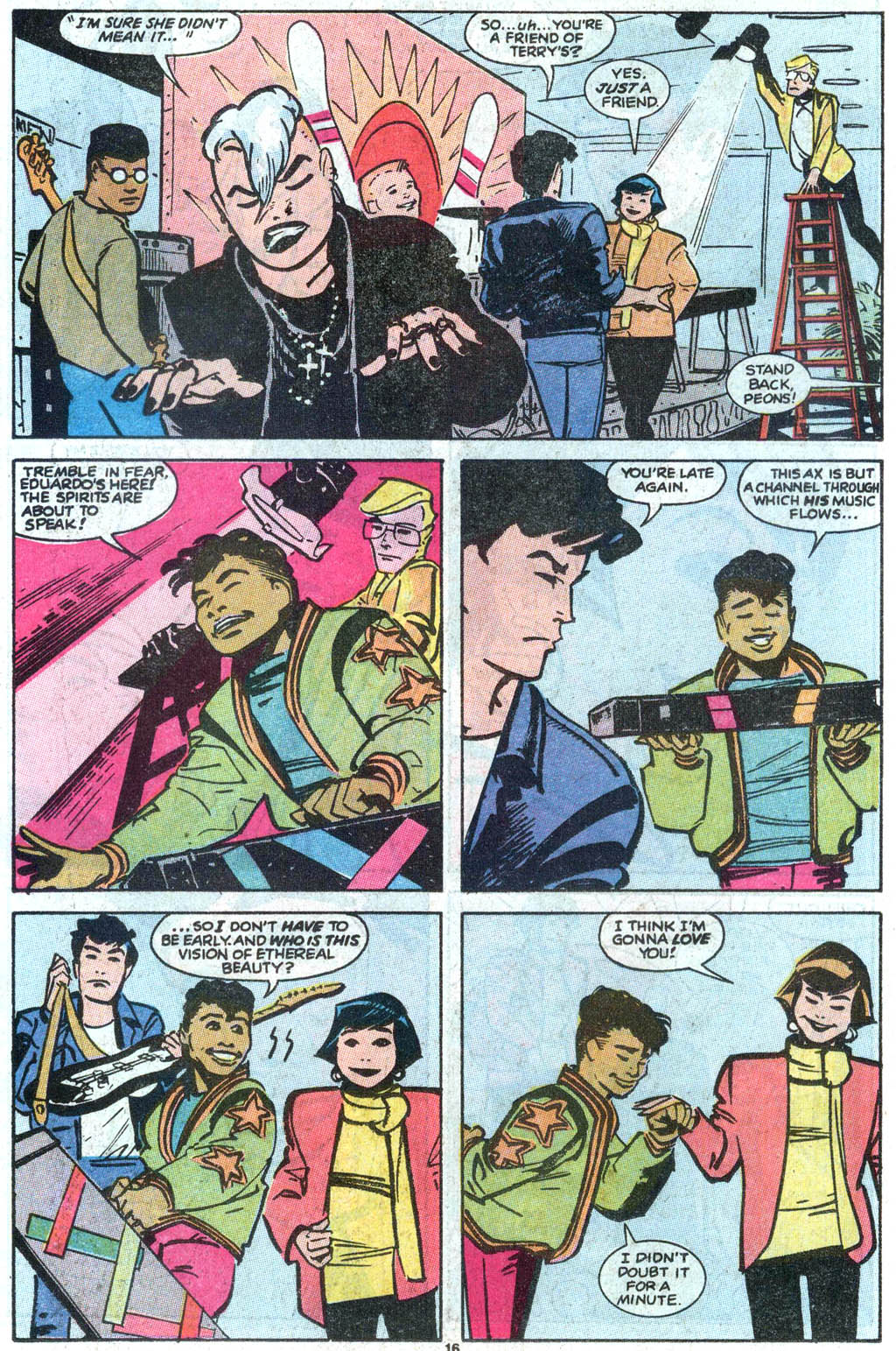 Steeltown Rockers issue 4 - Page 13