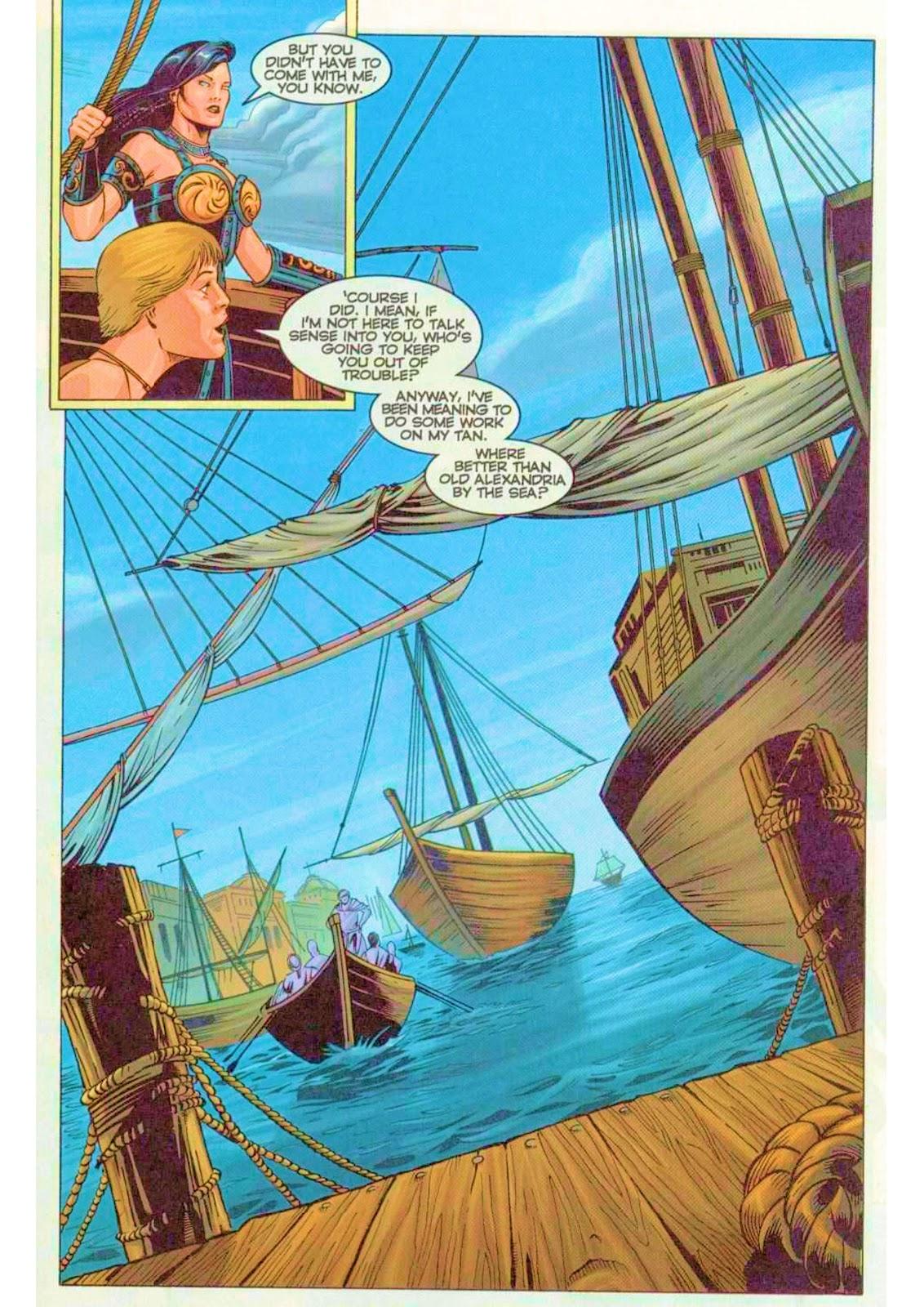 Xena: Warrior Princess (1999) Issue #5 #5 - English 11
