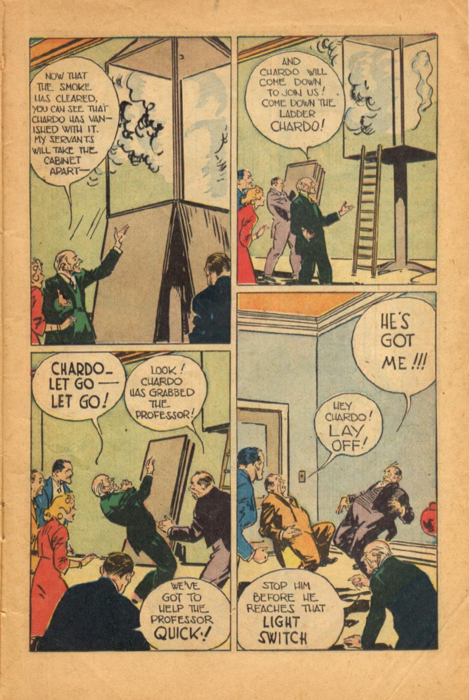 Read online Super-Magician Comics comic -  Issue #52 - 8