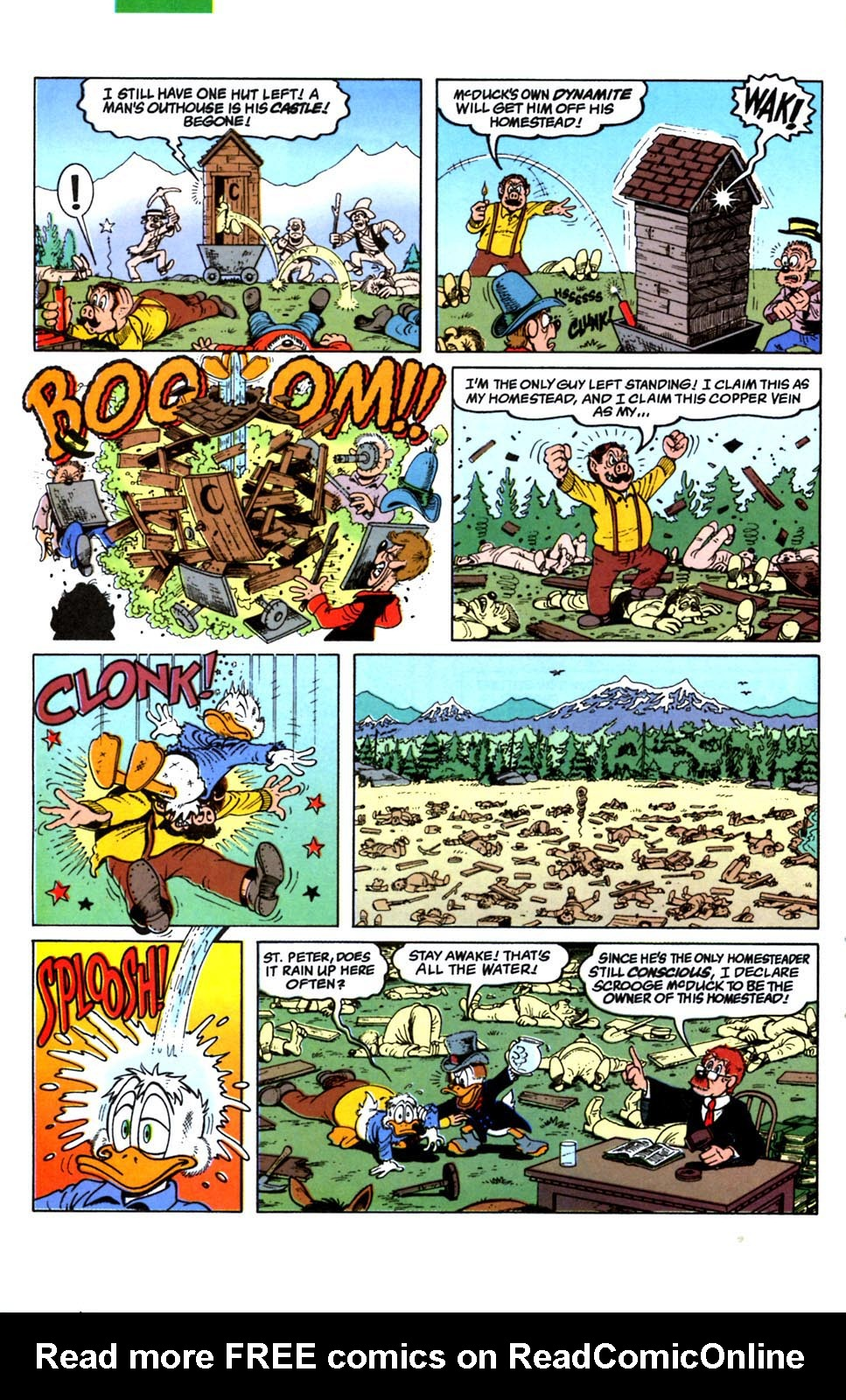 Read online Uncle Scrooge (1953) comic -  Issue #288 - 14