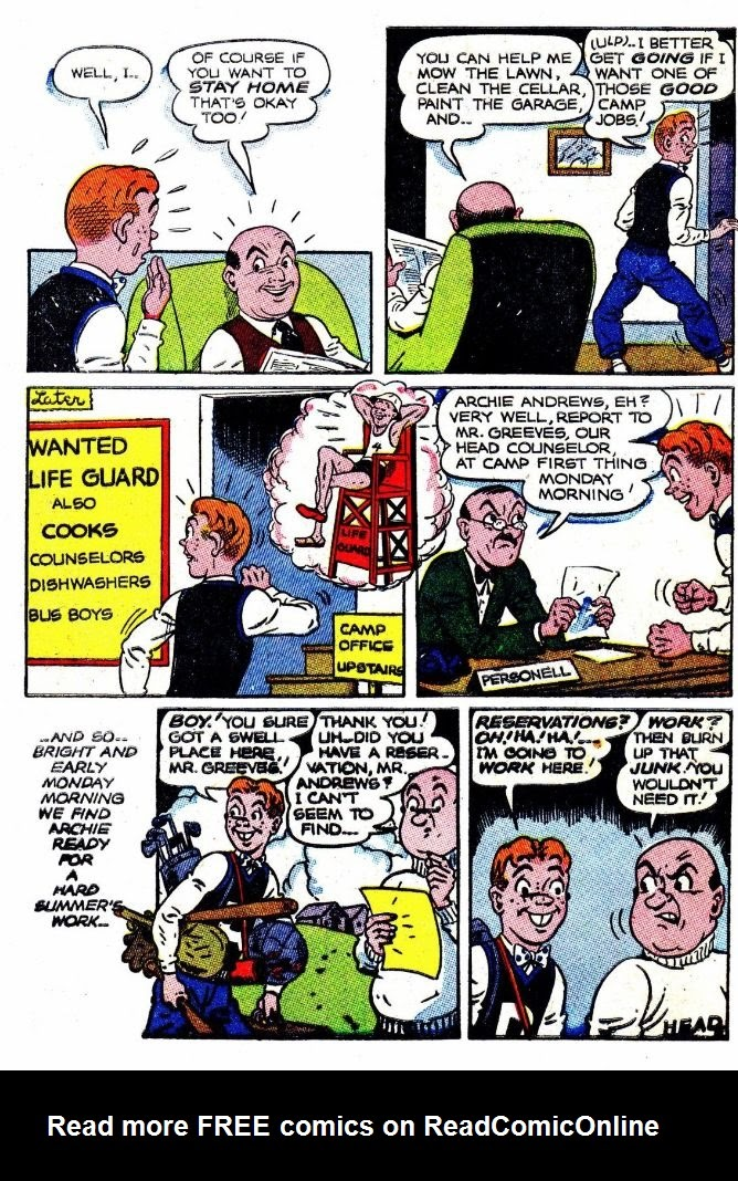 Archie Comics issue 028 - Page 41