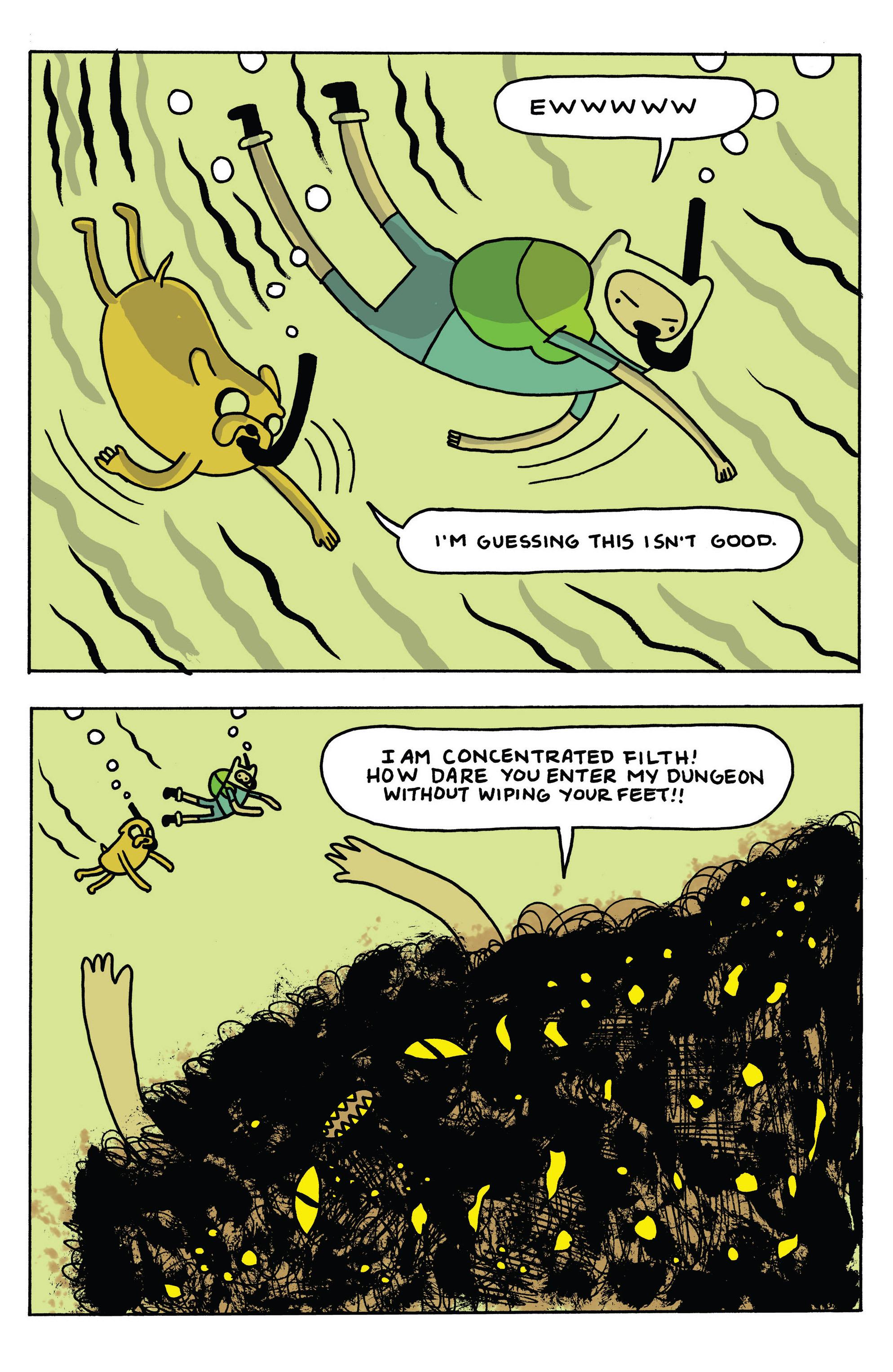 Read online Adventure Time Comics comic -  Issue #2 - 6