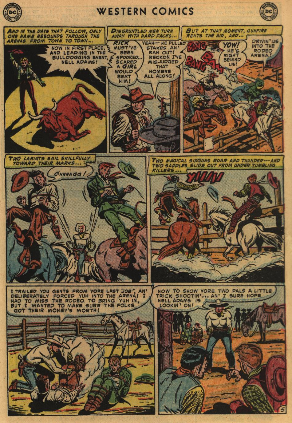 Western Comics issue 40 - Page 17