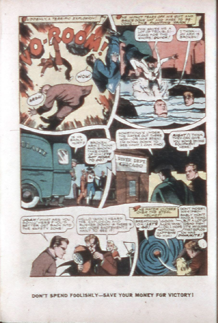 Read online America's Best Comics comic -  Issue #11 - 32