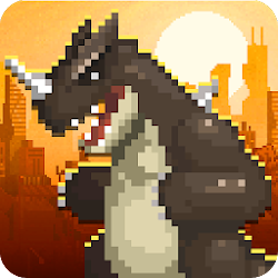 Download World Beast War: Destroy the World in an Idle RPG v1.051 MOD APK Unlimited Coins