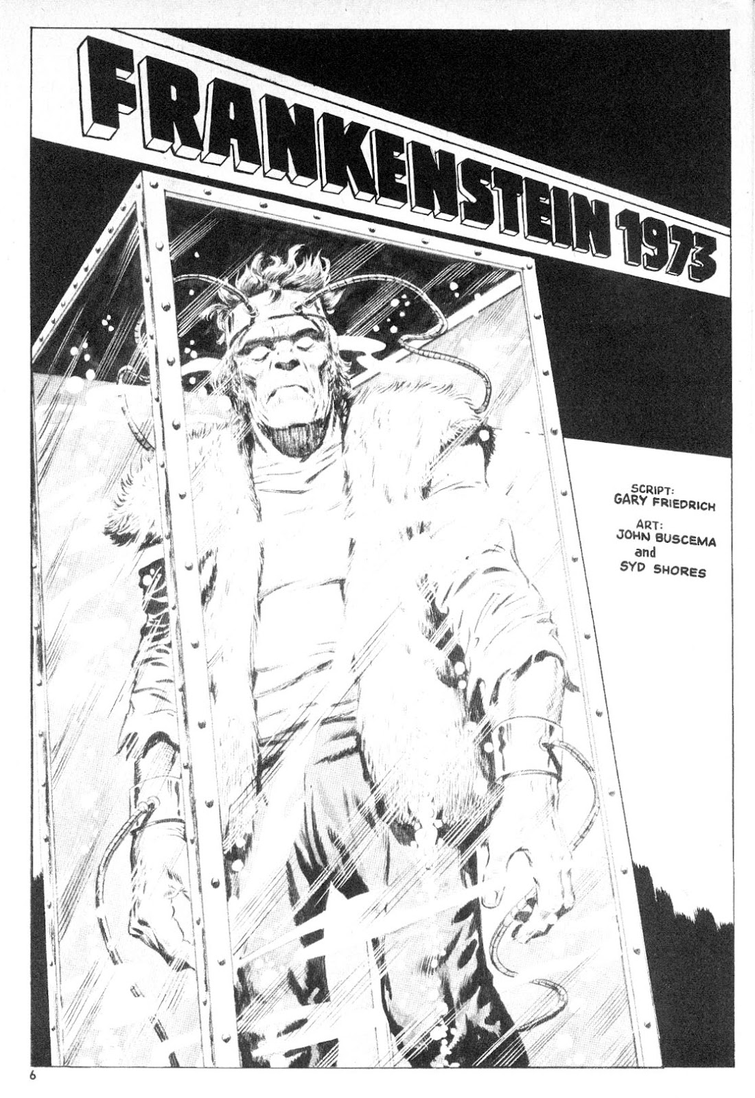 Monsters Unleashed (1973) issue 2 - Page 7
