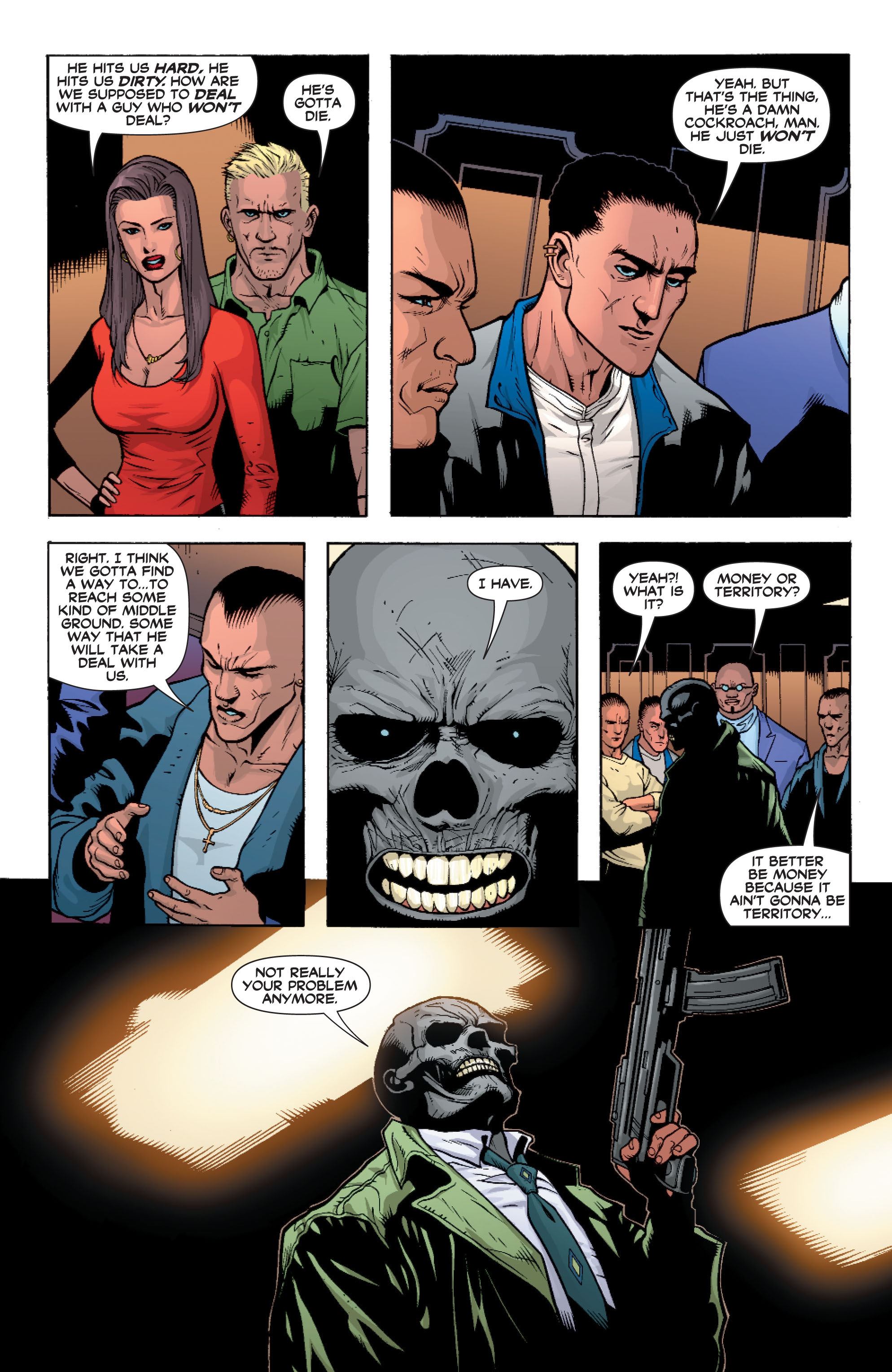 Read online Batman: Under The Red Hood comic -  Issue # Full - 253