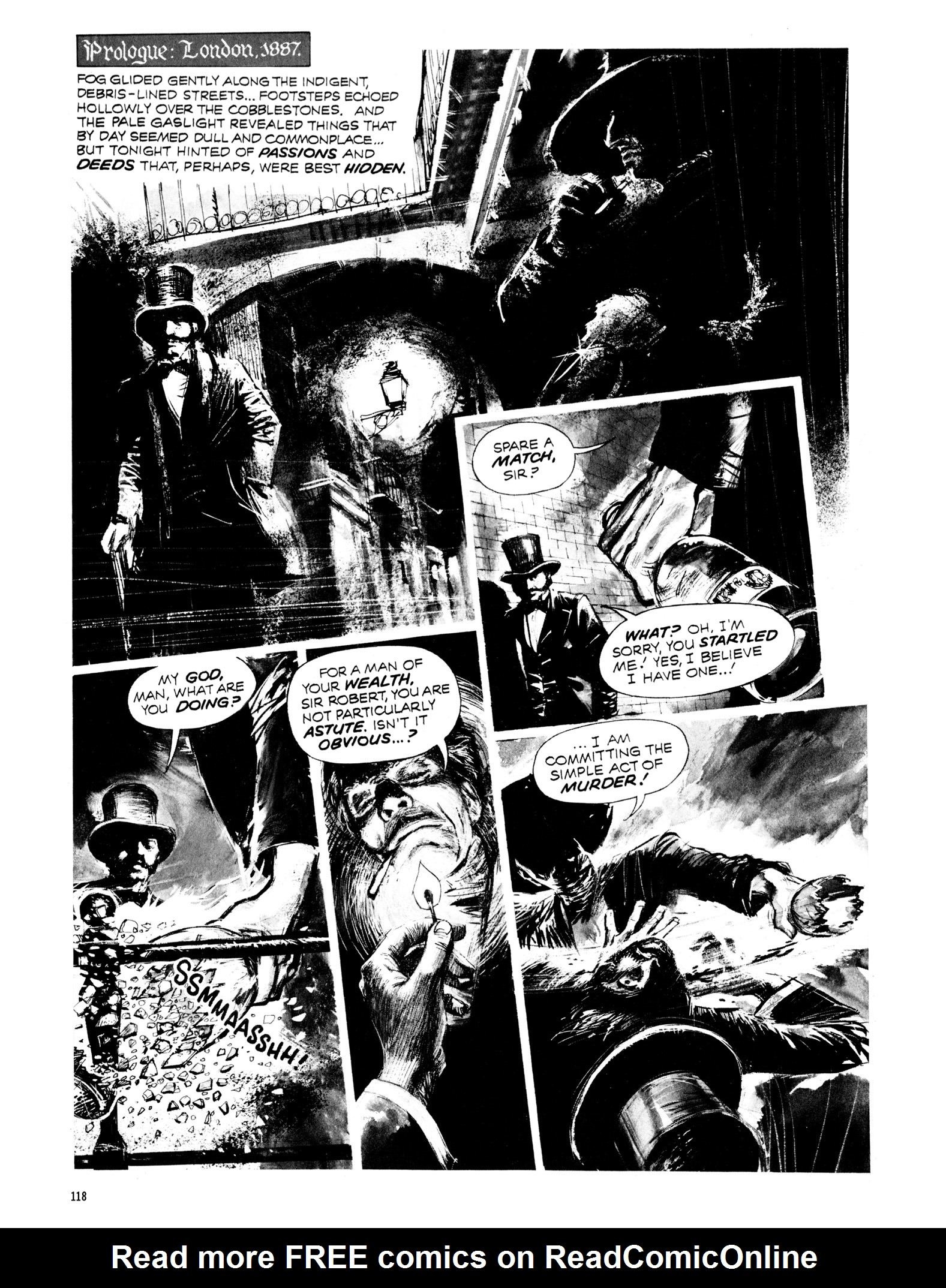 Read online Eerie Archives comic -  Issue # TPB 12 - 119