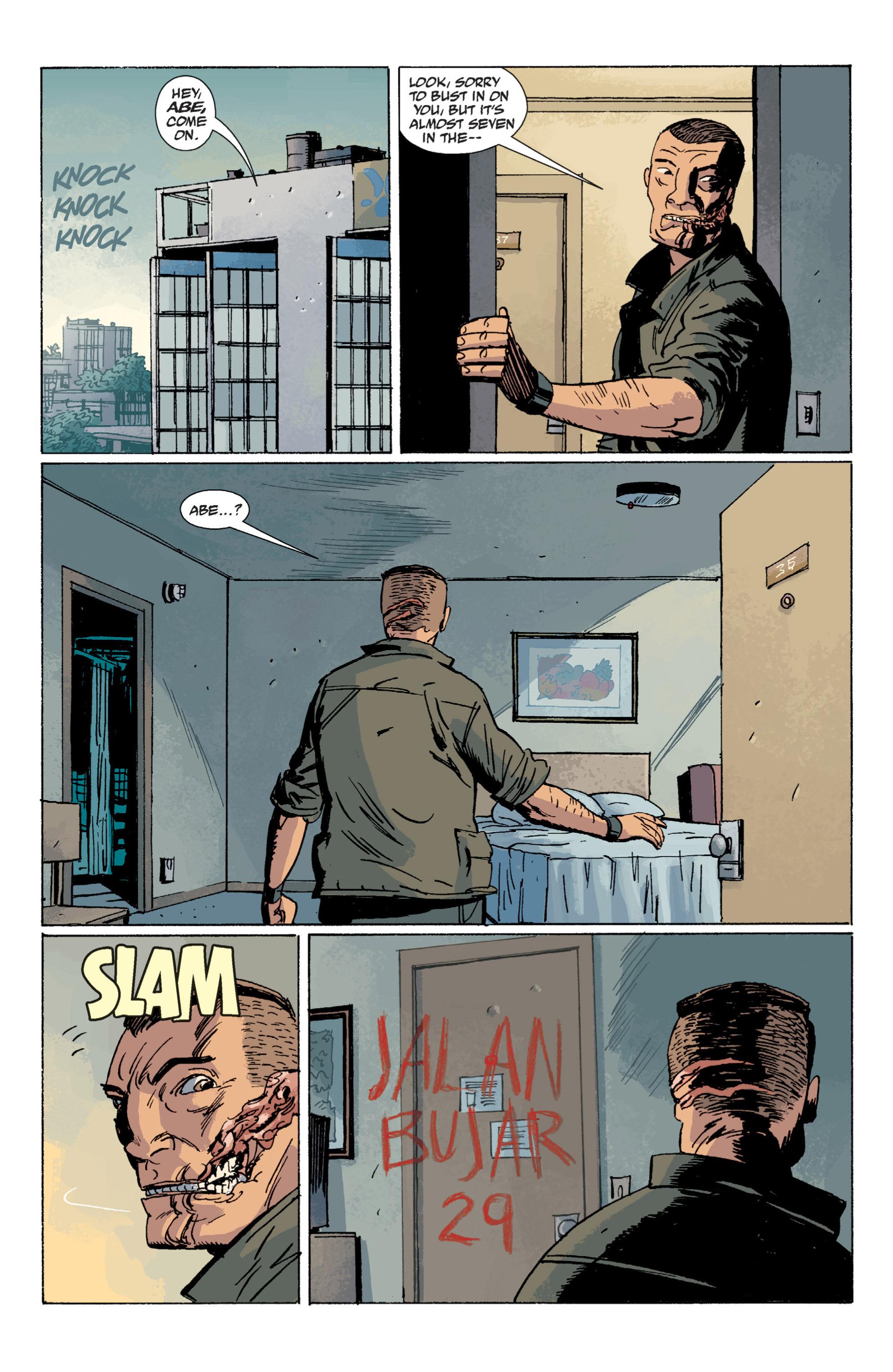Read online B.P.R.D. (2003) comic -  Issue # TPB 7 - 57
