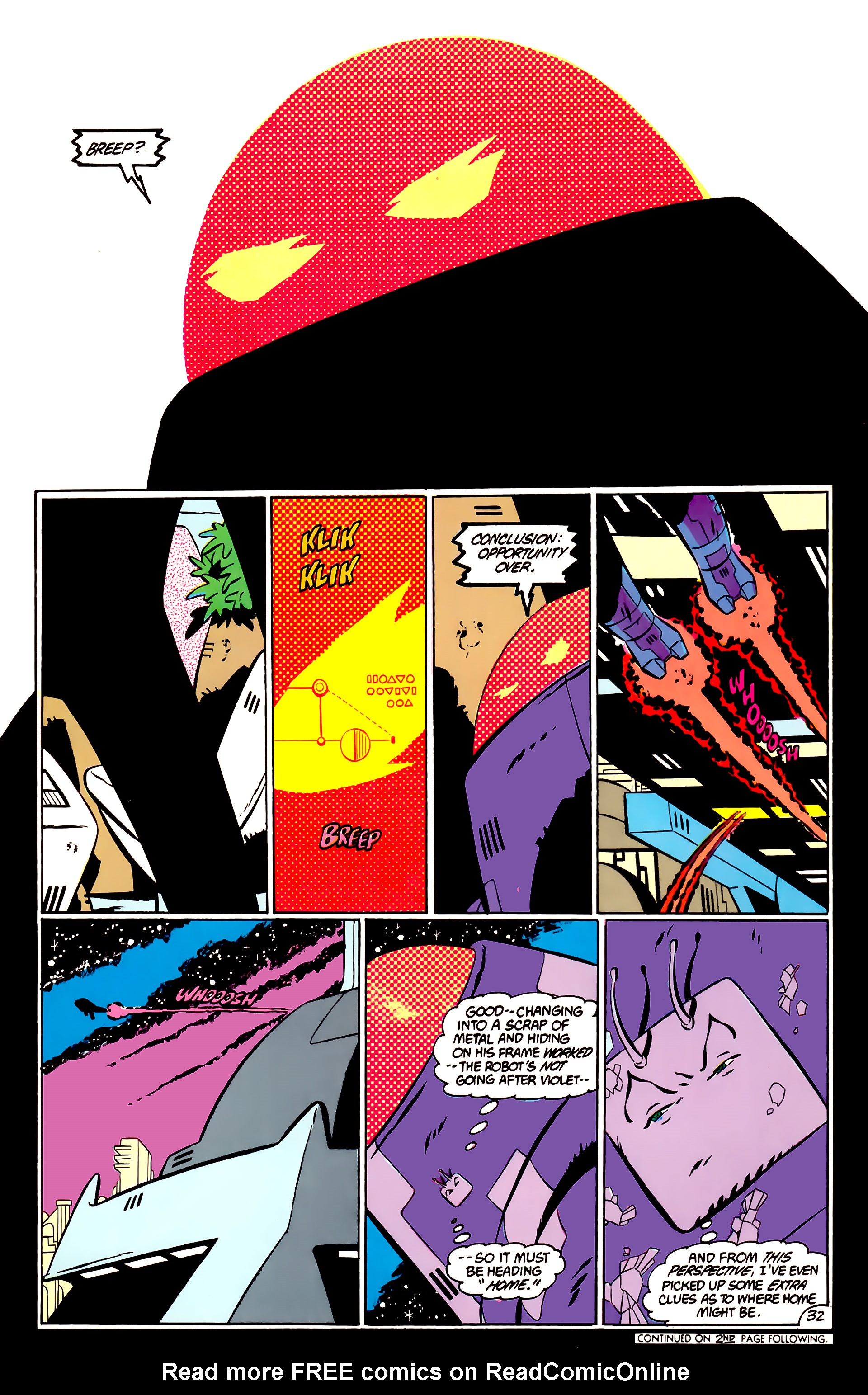 Legion of Super-Heroes (1984) _Annual_1 Page 33