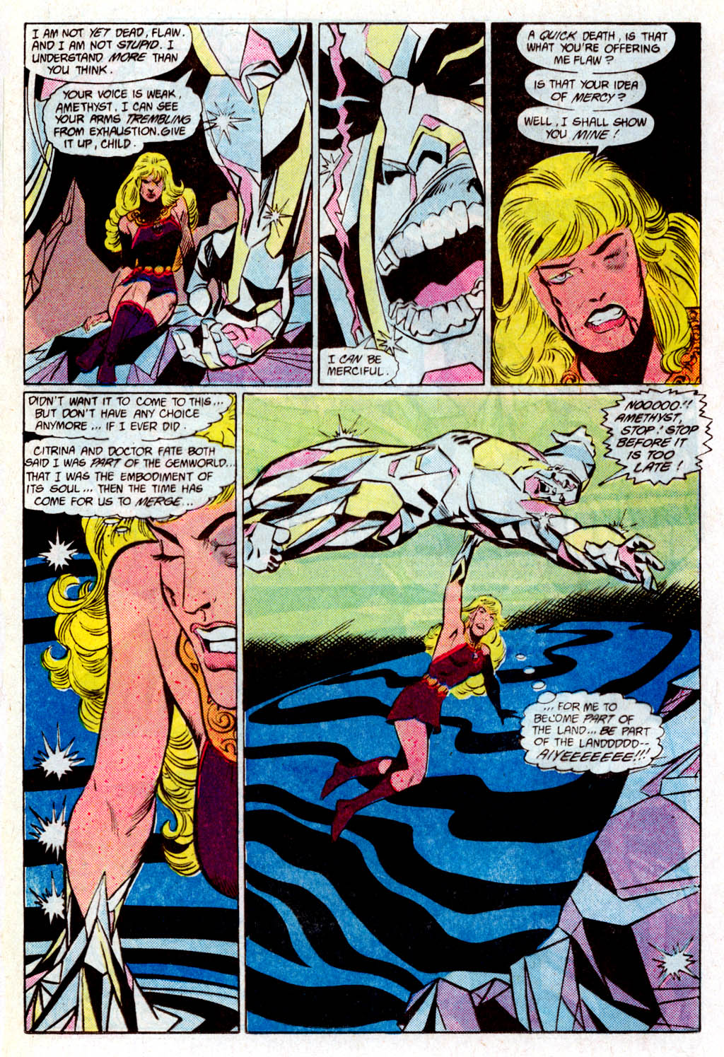 Read online Amethyst (1985) comic -  Issue # _Special 1 - 18