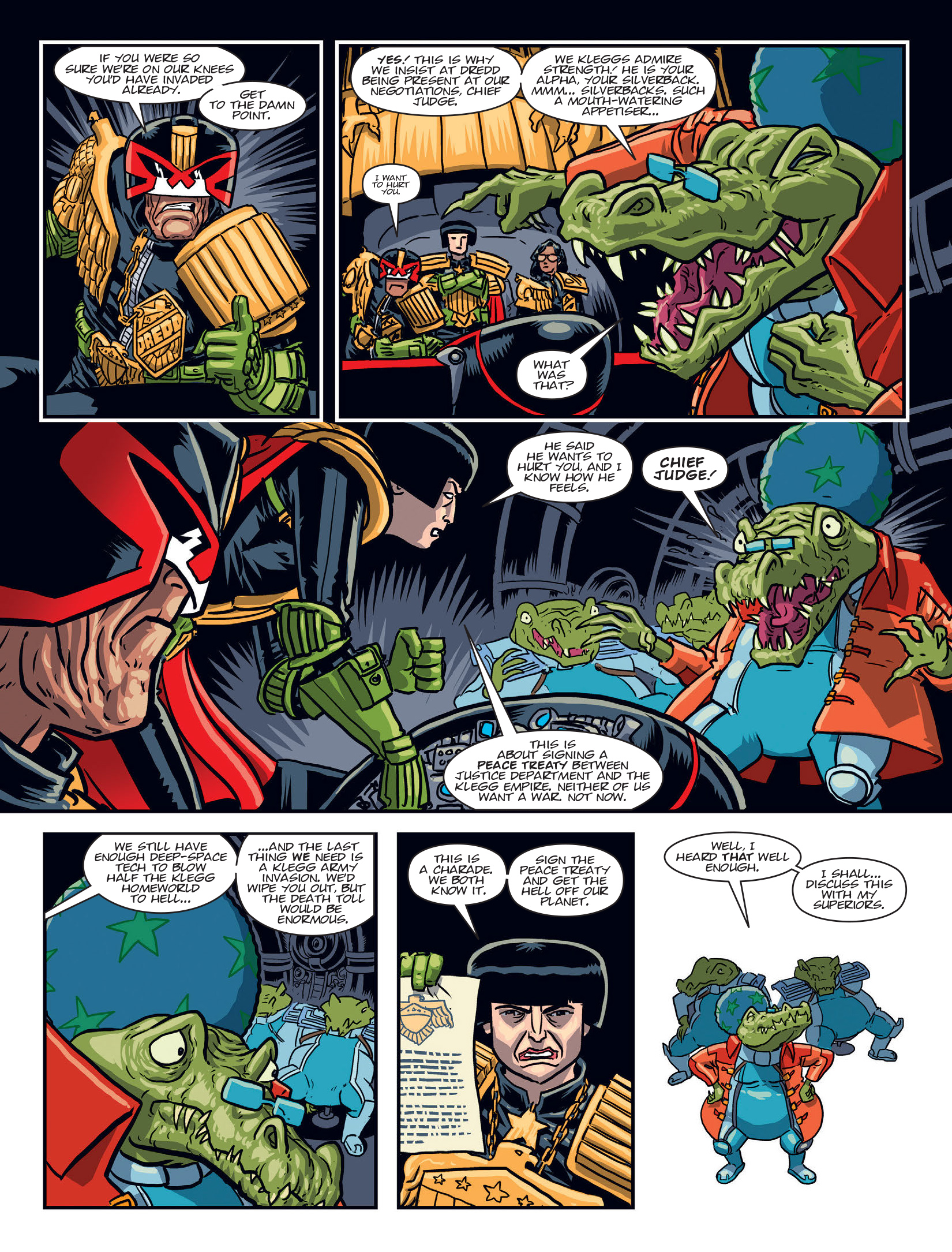 Read online 2000 AD comic -  Issue #1969 - 4