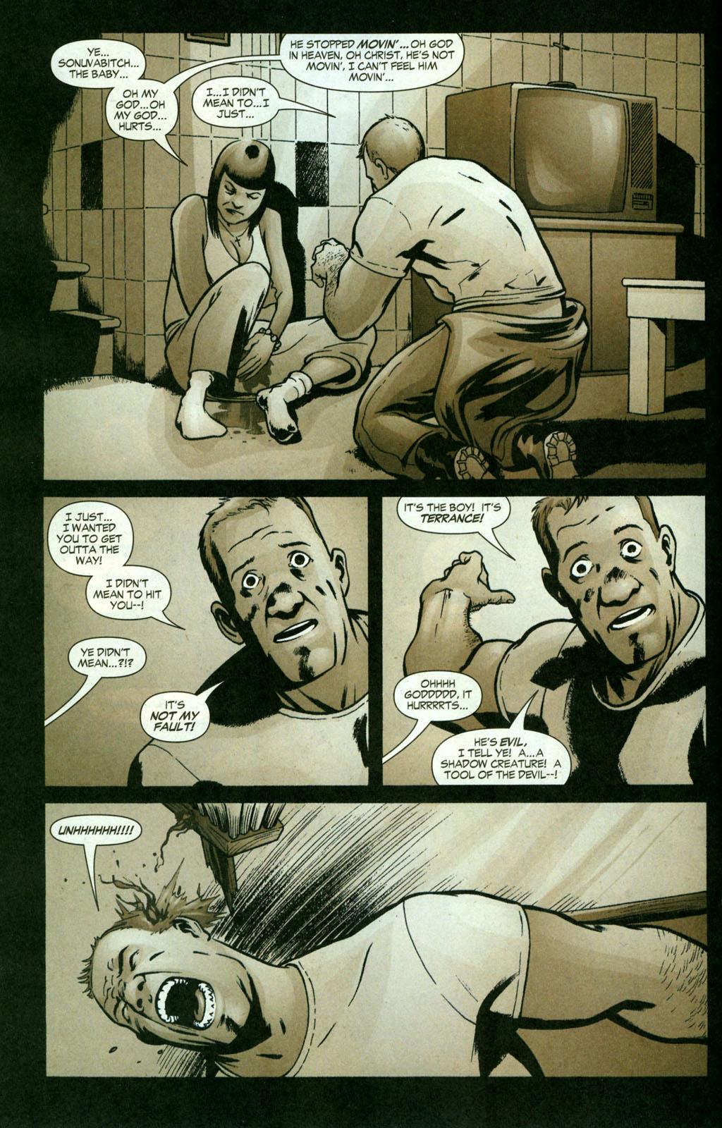 Read online Fallen Angel (2003) comic -  Issue #18 - 3