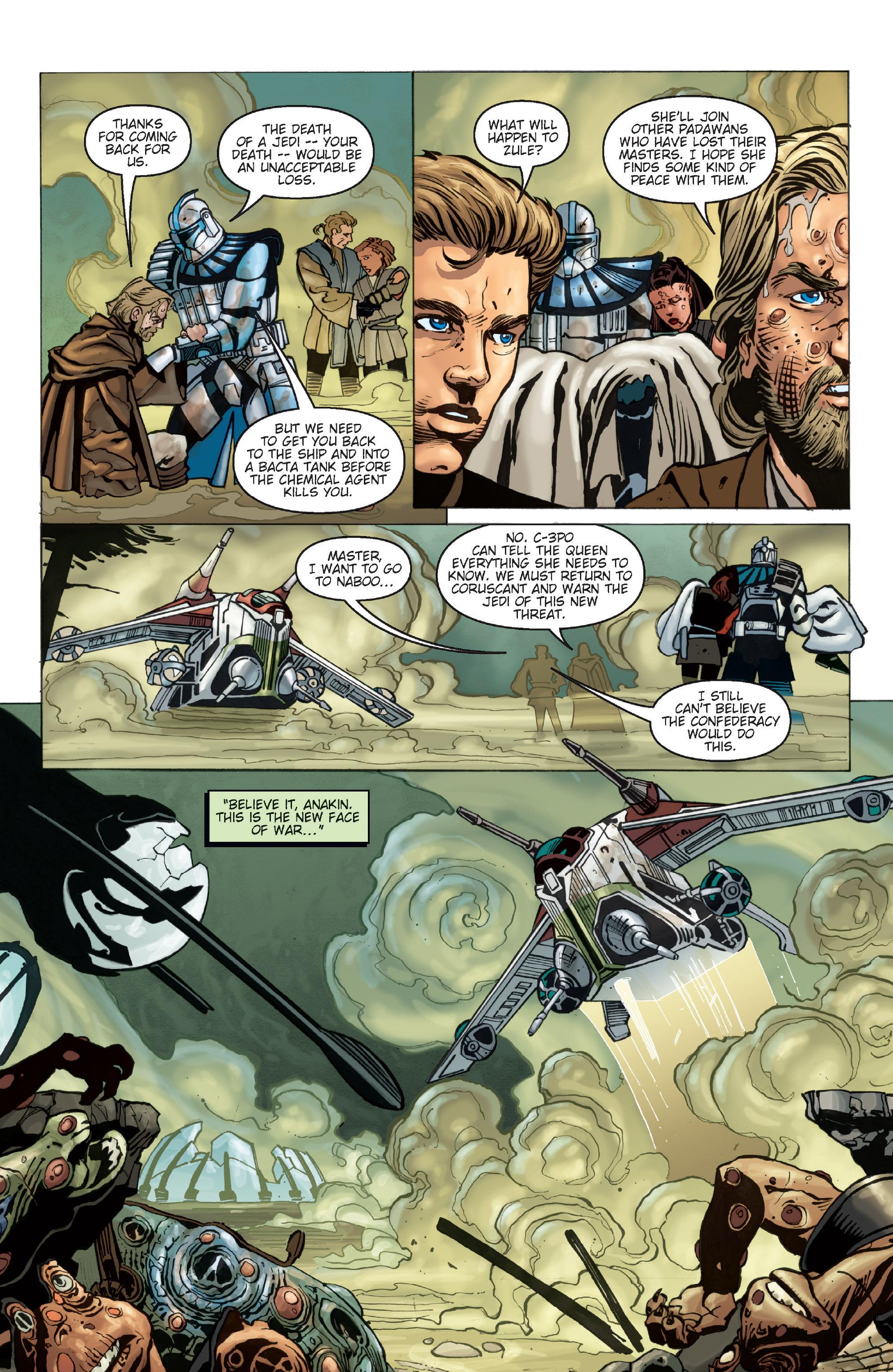 Read online Star Wars Omnibus comic -  Issue # Vol. 24 - 166