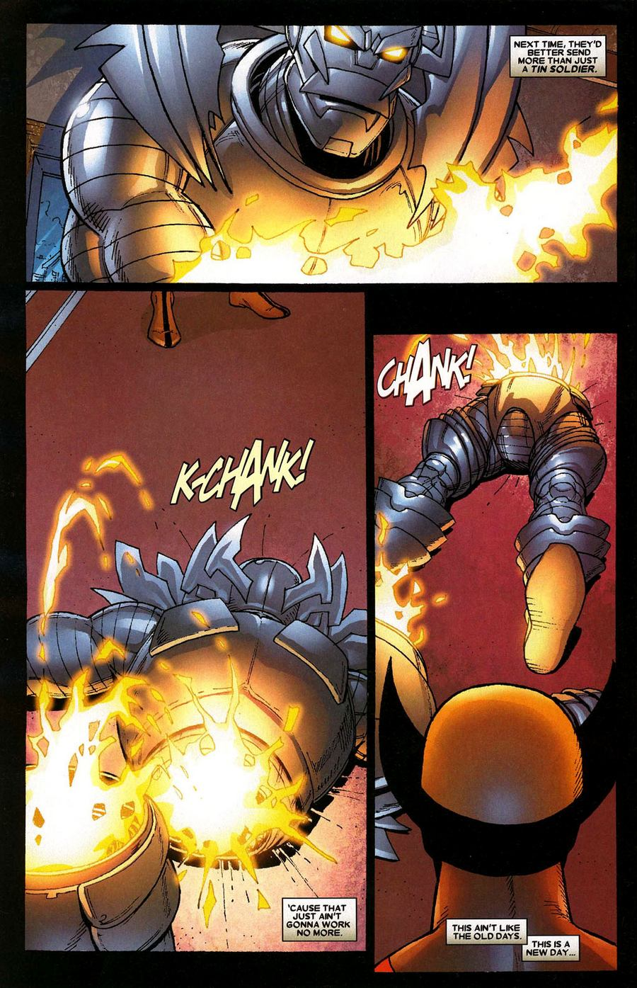 Read online Wolverine: Origins comic -  Issue #1 - 20