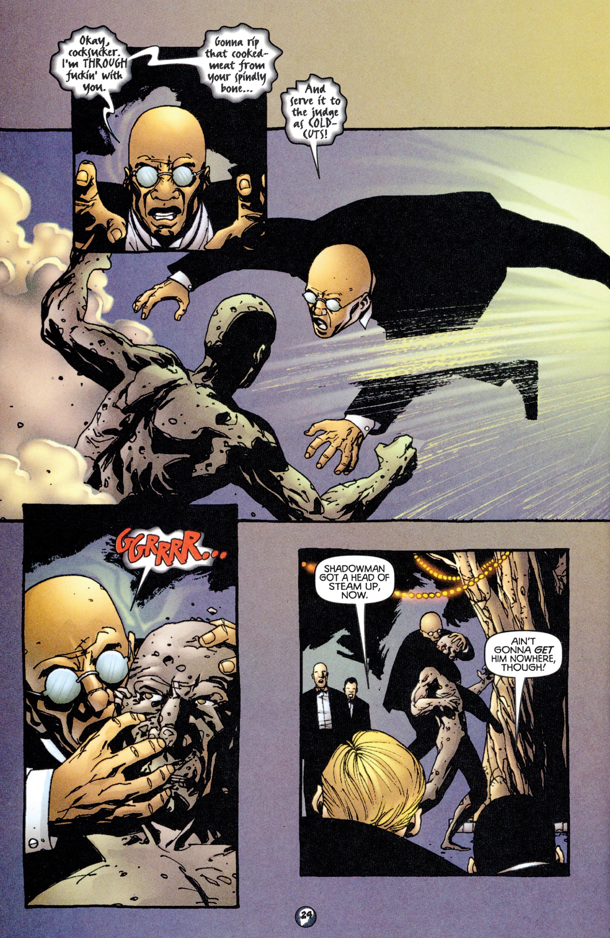 Read online Shadowman (1997) comic -  Issue #14 - 19