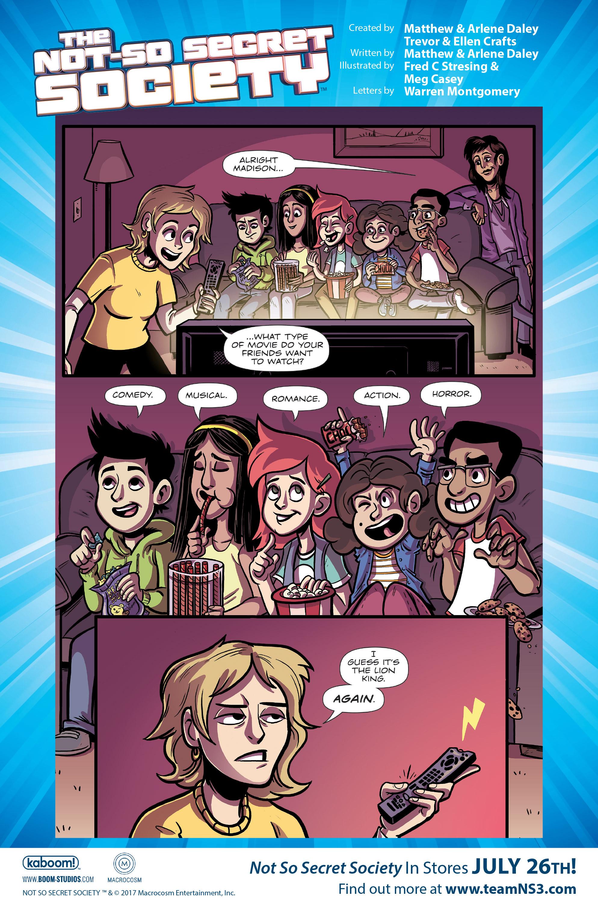 Read online Brave Chef Brianna comic -  Issue #4 - 26