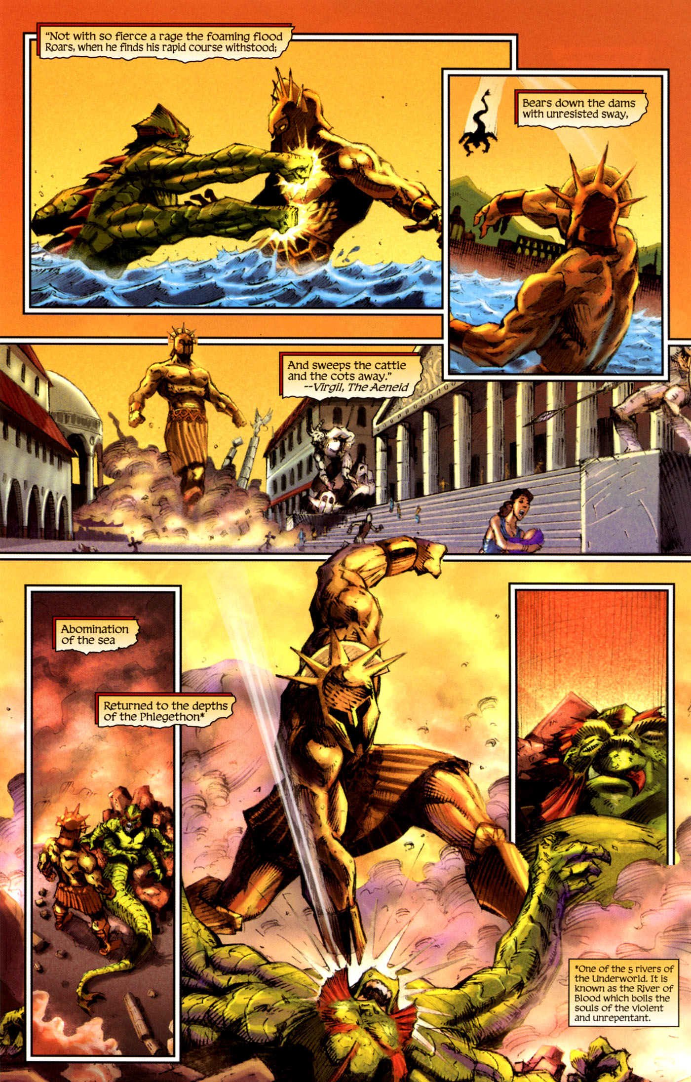 Read online Wrath of the Titans comic -  Issue #4 - 18