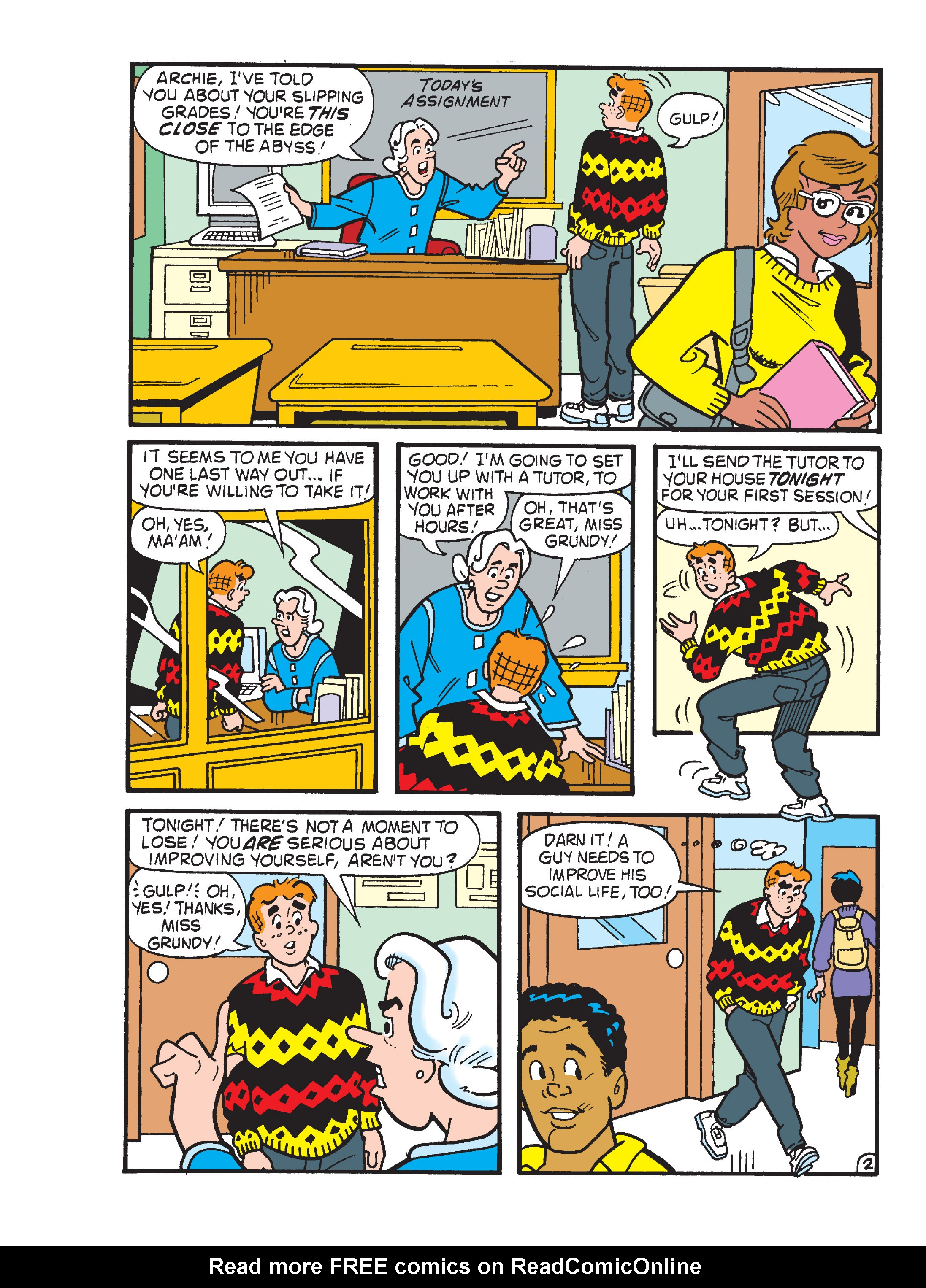 Read online Archie 1000 Page Comics Blowout! comic -  Issue # TPB (Part 3) - 14
