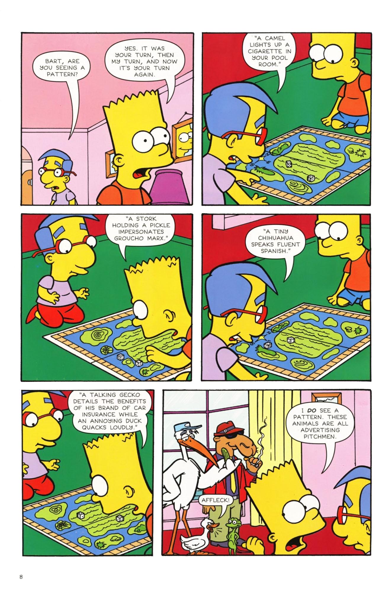 Read online Simpsons Comics comic -  Issue #160 - 7